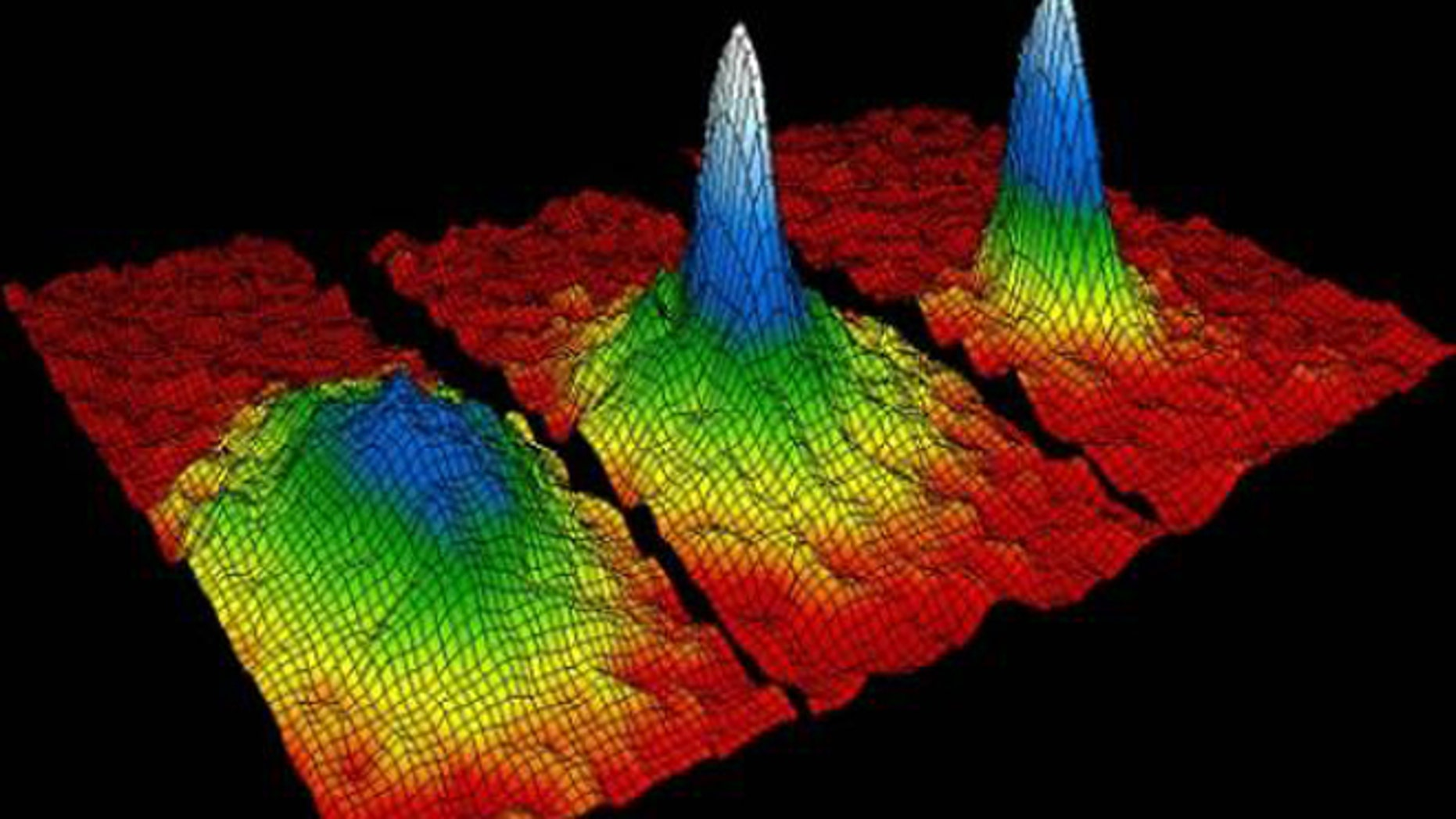 Known as Bose-Einstein condensates (BECs) and consisting of just a cluster of atoms, this remarkable form of matter has been impossible to measure and control at the same time.