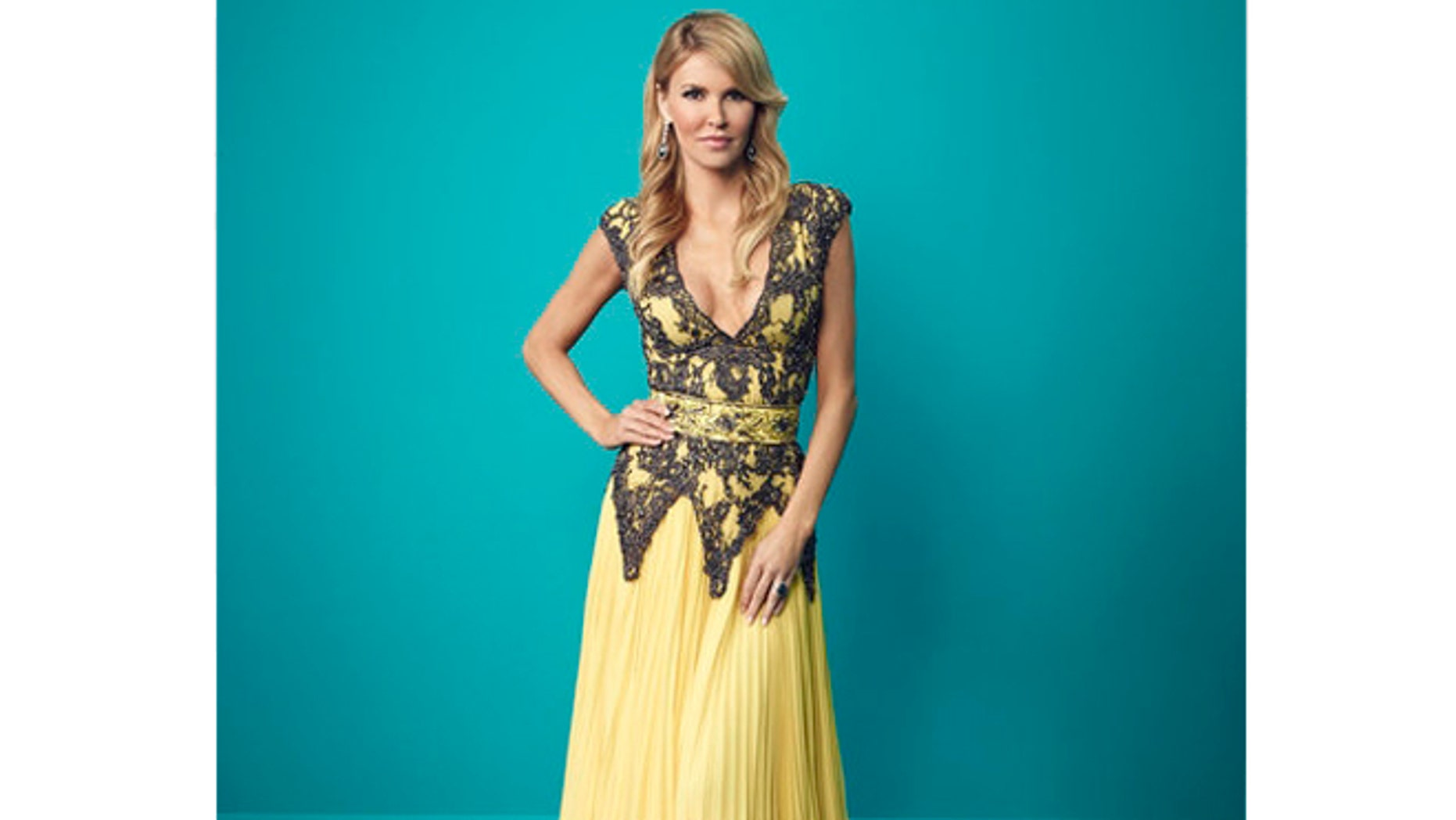 """Brandi Glanville is seen in a promotional photo for """"The Real Housewives of Beverly Hills."""" (Photo by: Joe Pugliese/Bravo)"""