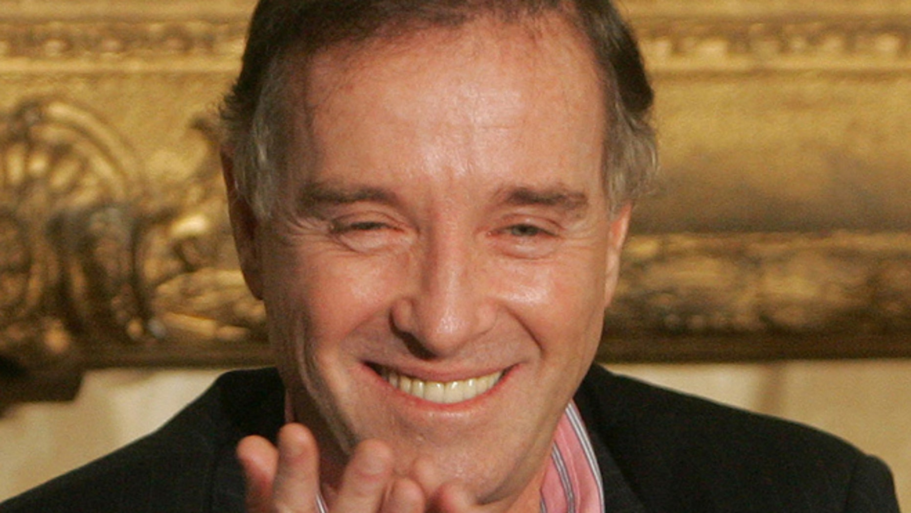 FILE - In this April 7, 2009 file photo, Brazilian billionaire Eike Batista attends a ceremony in which Batista donated about $4.5 U.S. million dollars for the the Rio 2016 Olympic games bid, in Rio de Janeiro, Brazil. The oil company of Brazil's one-time richest man Eike Batista has filed for bankruptcy protection on Oct. 30, 2013. (AP Photo/Ricardo Moraes, File)