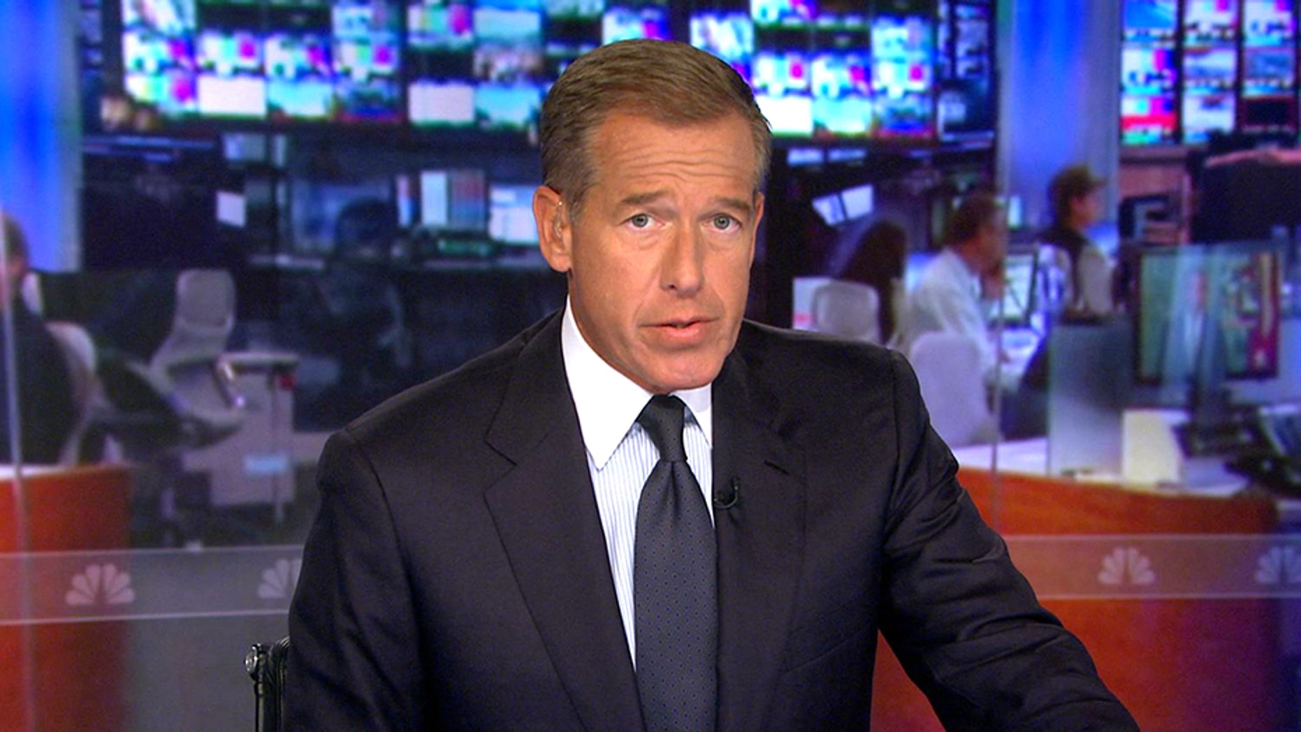 "Former ""Nightly News"" anchor Brian Williams was demoted to MSNBC after he was caught embellishing stories."