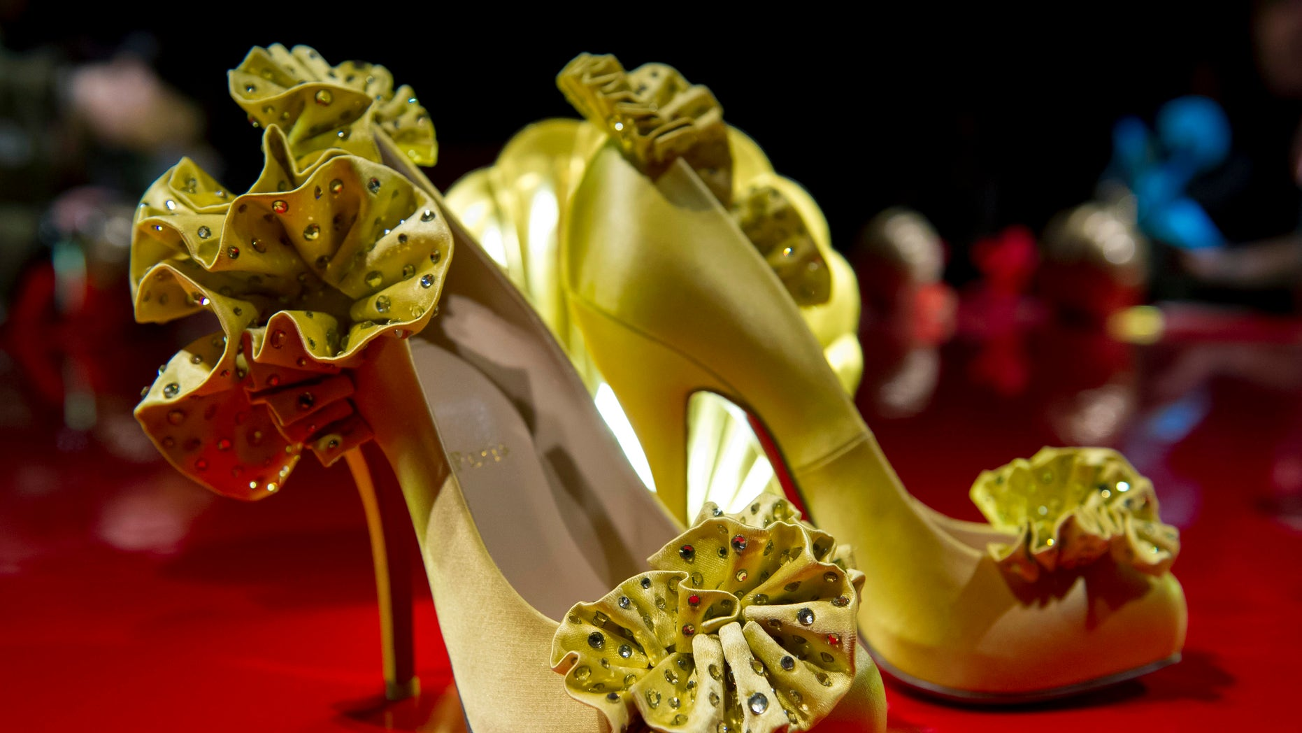 April 30: French shoe designer, Christian Louboutin, opens his first ever retrospective exhibition, at the Design Museum, London. He is suing French fashion house Yves Saint Laurent and its parent company PPR,  for trademark infringement in a U.S. federal appeals court.