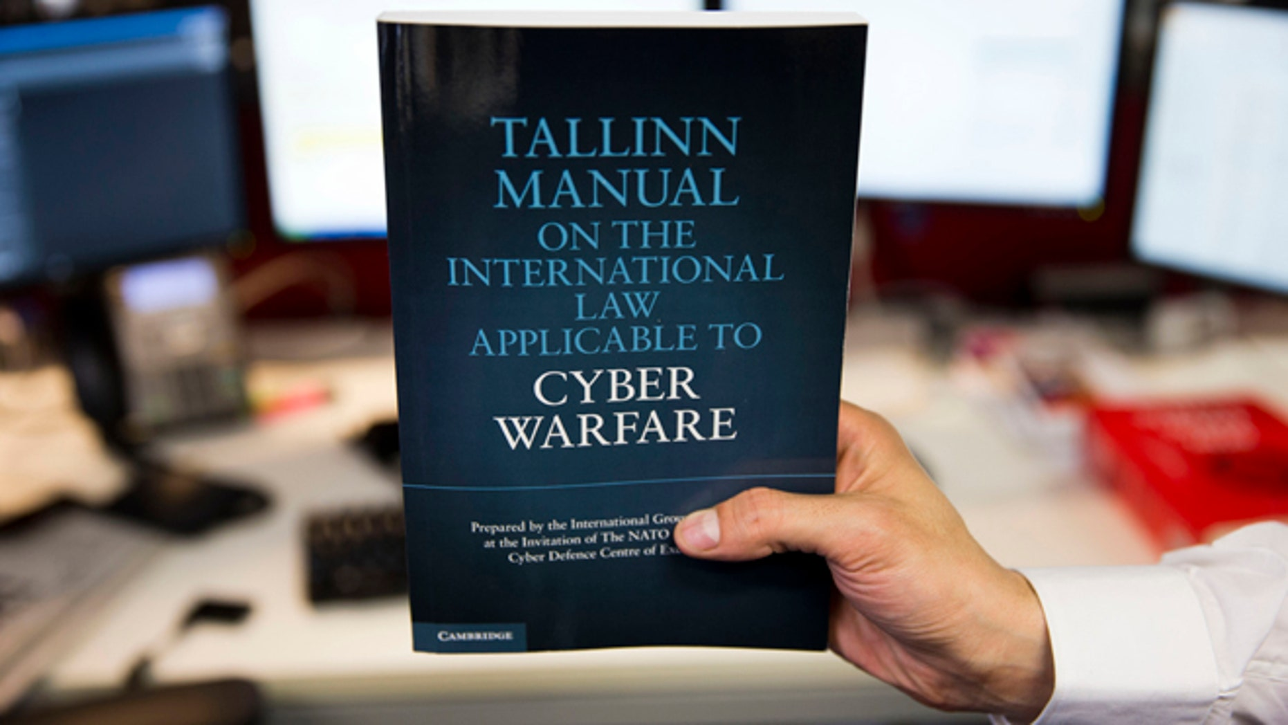 March 19, 2013: Even cyberwar has rules, and one group of experts is publishing a manual to prove it. The handbook due to be published later this week applies the venerable practice of international law to the world of electronic warfare.