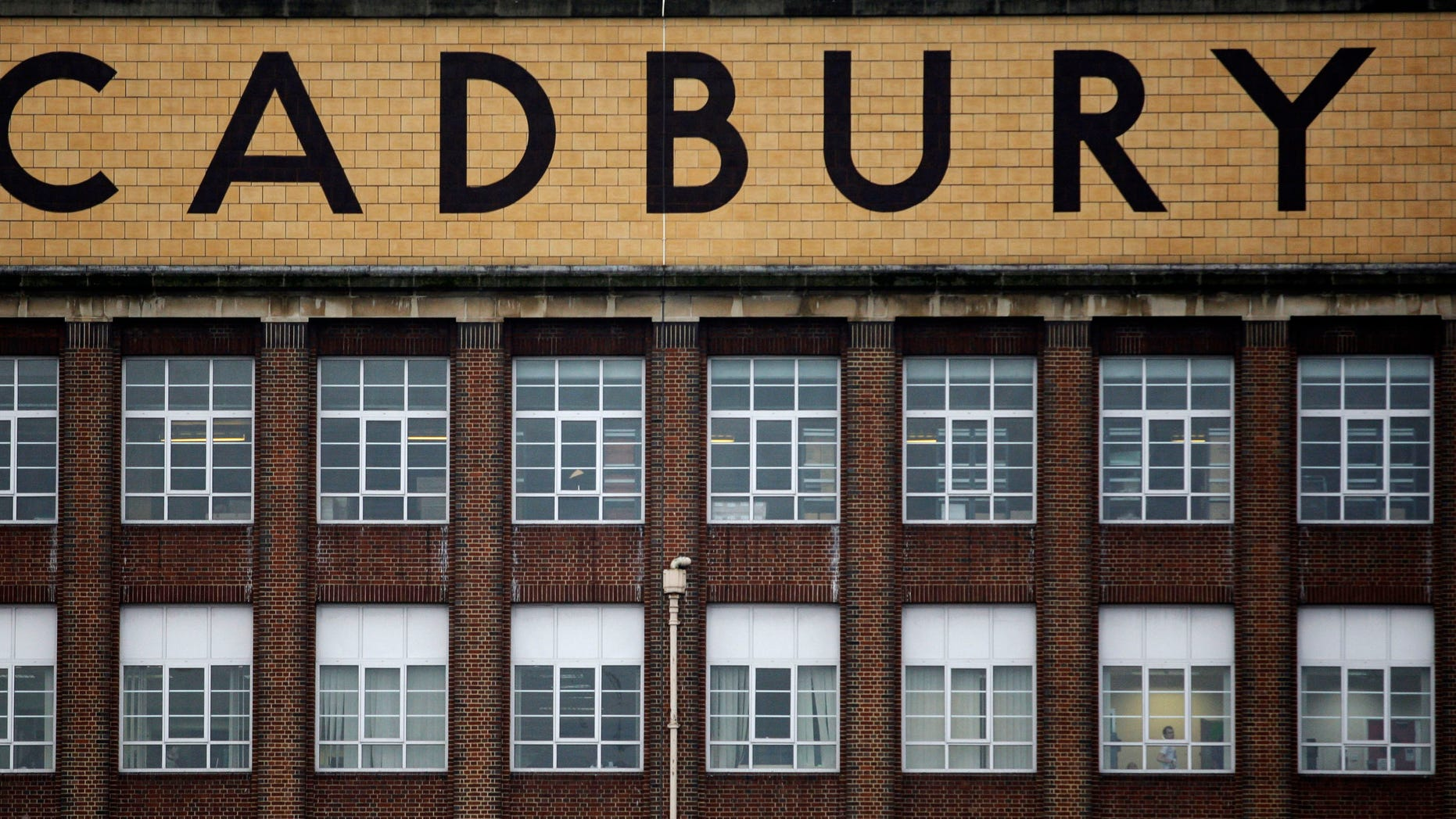 Jan. 19, 2010 - FILE photo of the headquarters of Cadbury in Birmingham, England.  Cadbury chocolates sold in Malaysia have been cleared of containing pork, the country's top Islamic body said.