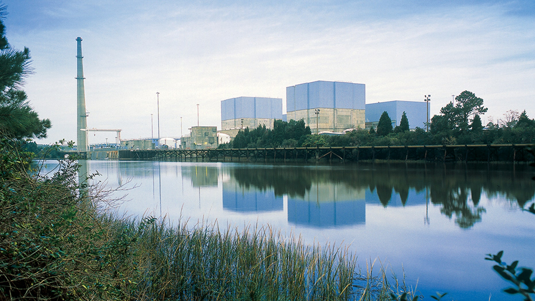 """The Brunswick Nuclear Plant has declared an """"unusual event"""" after floodwaters from Florence limited access to the facility."""