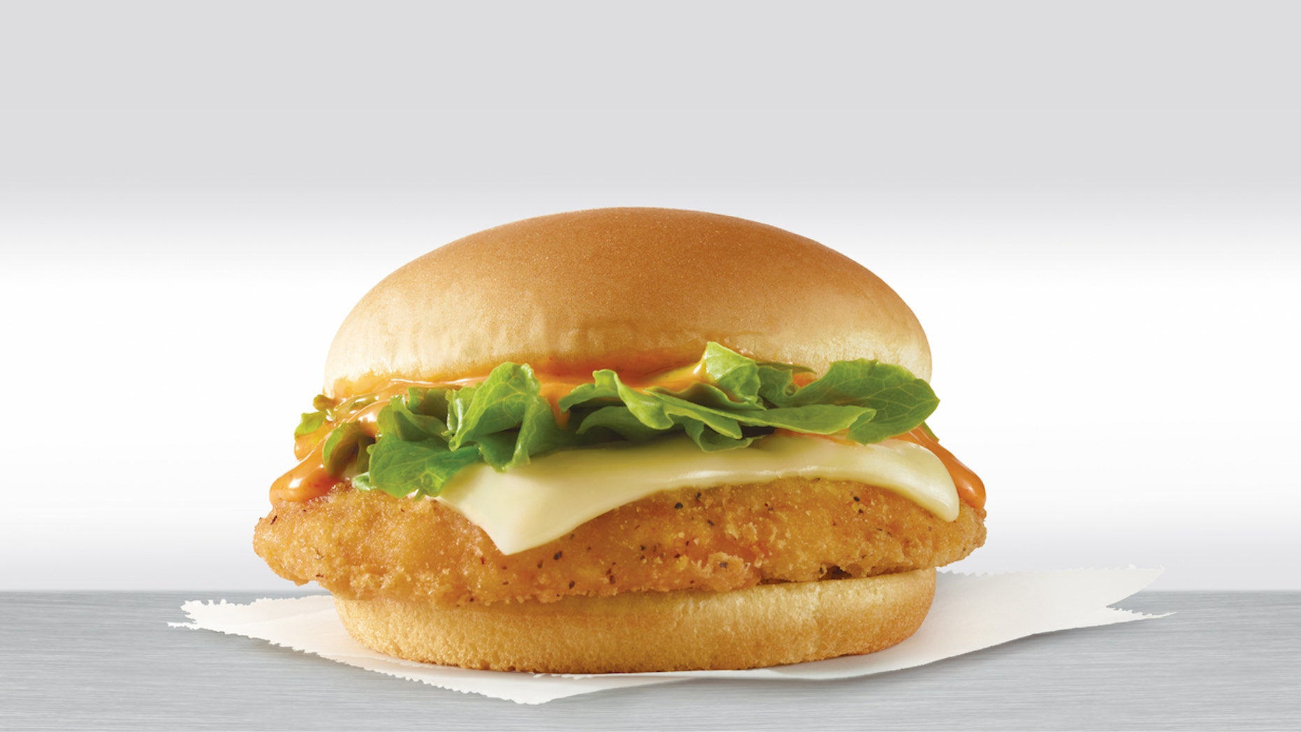 The new sandwich will set you back just a buck starting this month.