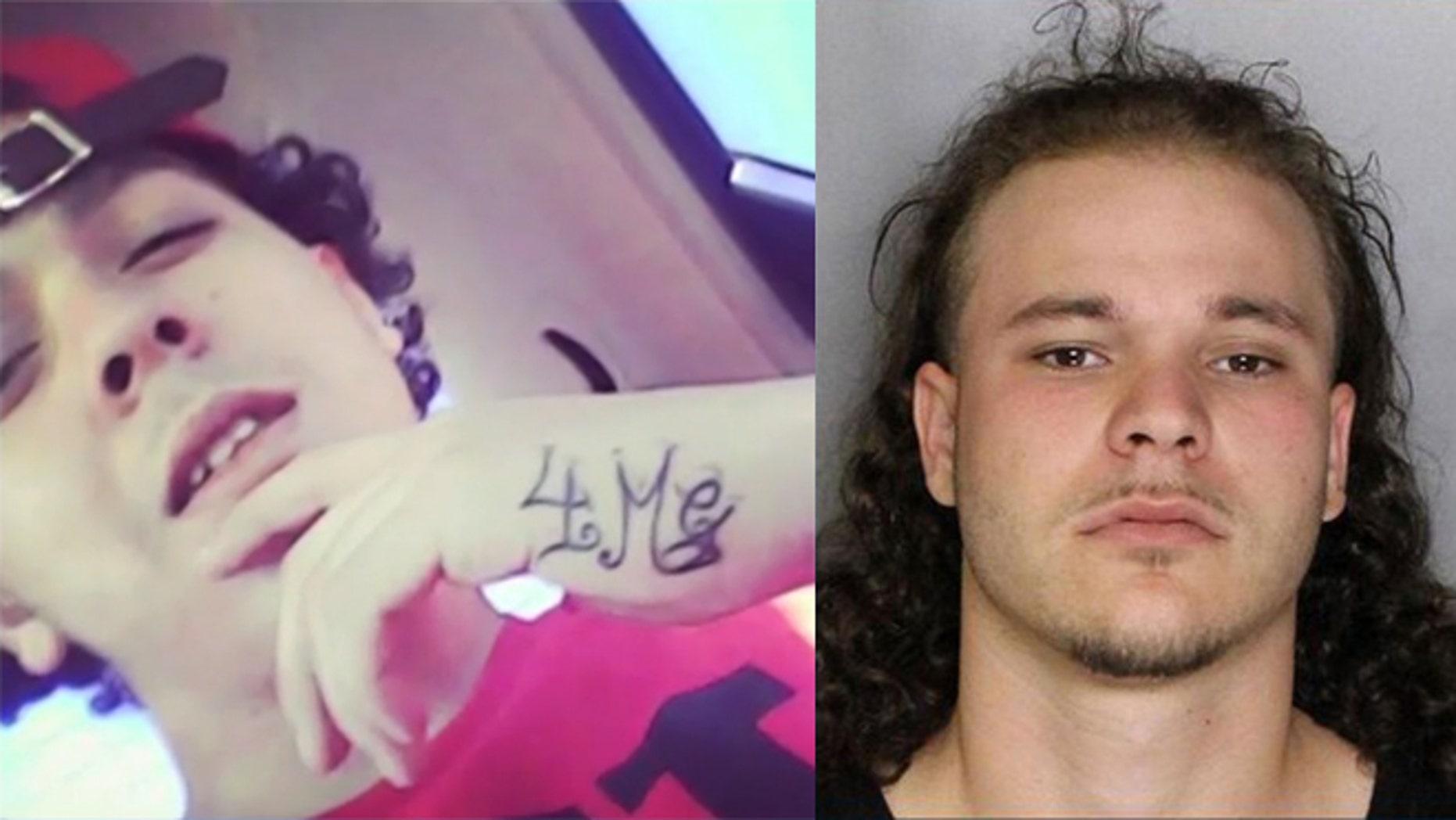 Left: Miguel Martinez (Photo: Via Facebook). Right: Elijah Lambert (Photo: Sacramento County Sheriff's Department)