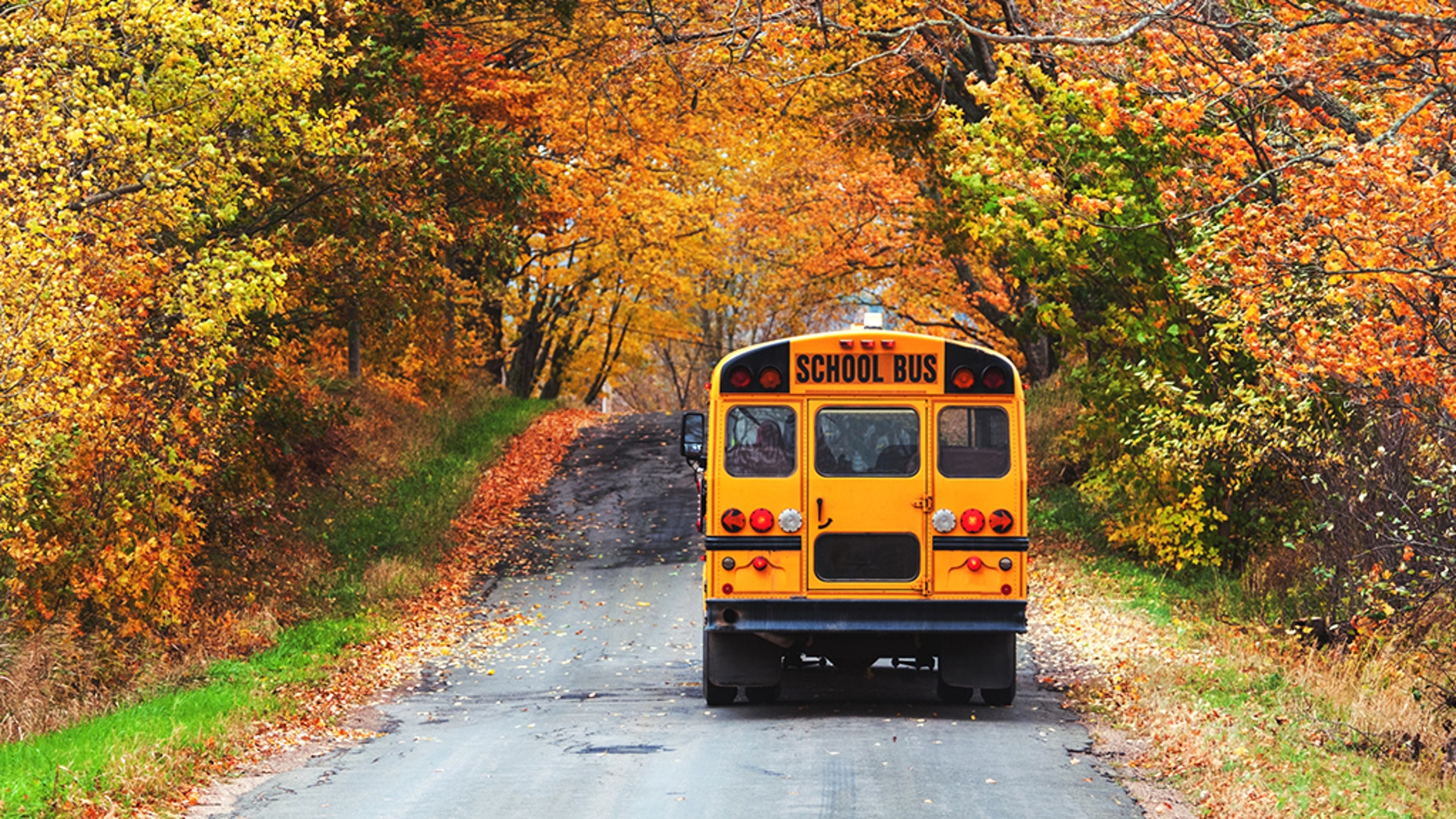 A New Jersey school district has fired a bus driver who got lost on the first day of school.