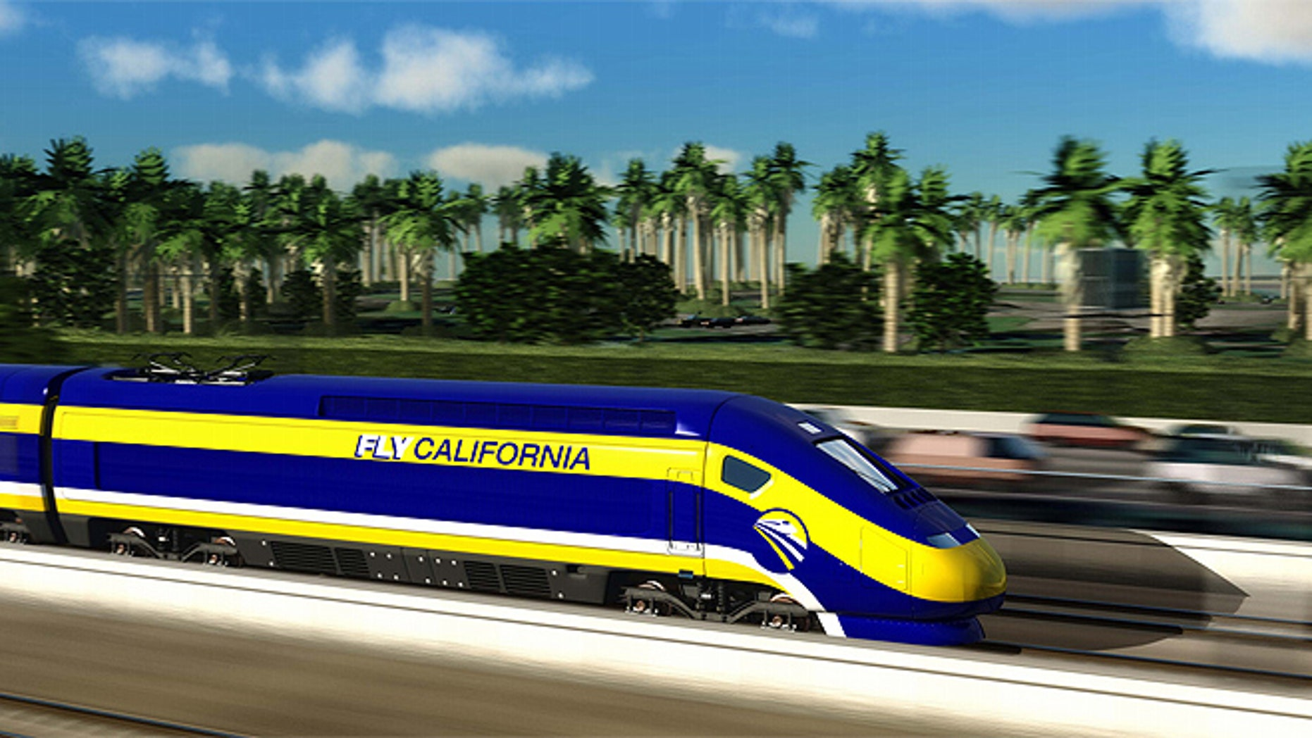 California High-Speed Rail Authority officials say a completed system will eliminate the need to spend more than $150 billion on 4,300 new lane-miles of highway, 115 additional gates at airports and four new airport runways. (CAHighSpeedRail.ca.gov.)