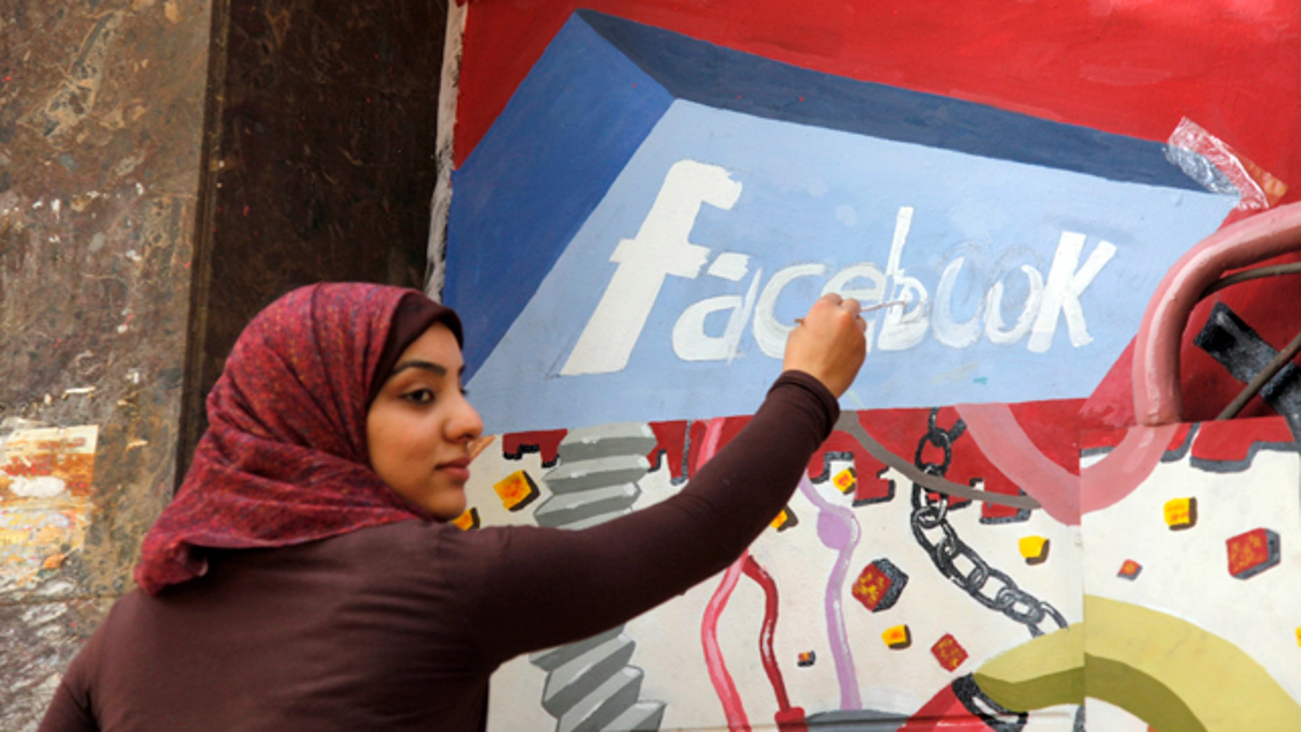 """The CIA's """"Open Source Center"""" saw the uprising in Egypt coming, predicting that social media in places like Egypt could be a game-changer and a threat to the regime."""