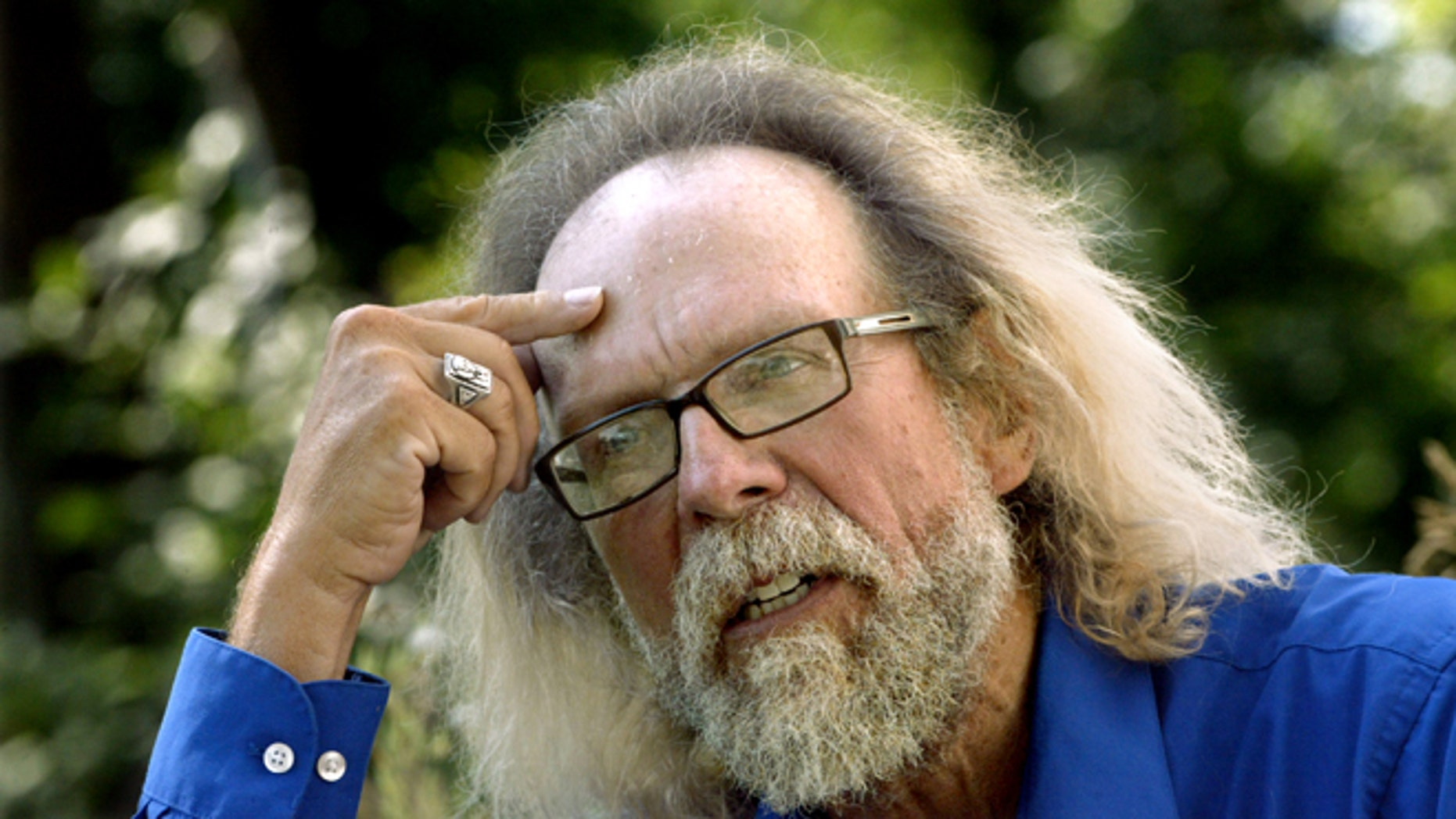 FILE 2013: White Supremacist Craig Cobb, 61, hopes to recruit more like-minded people as his neighbors in Leith.