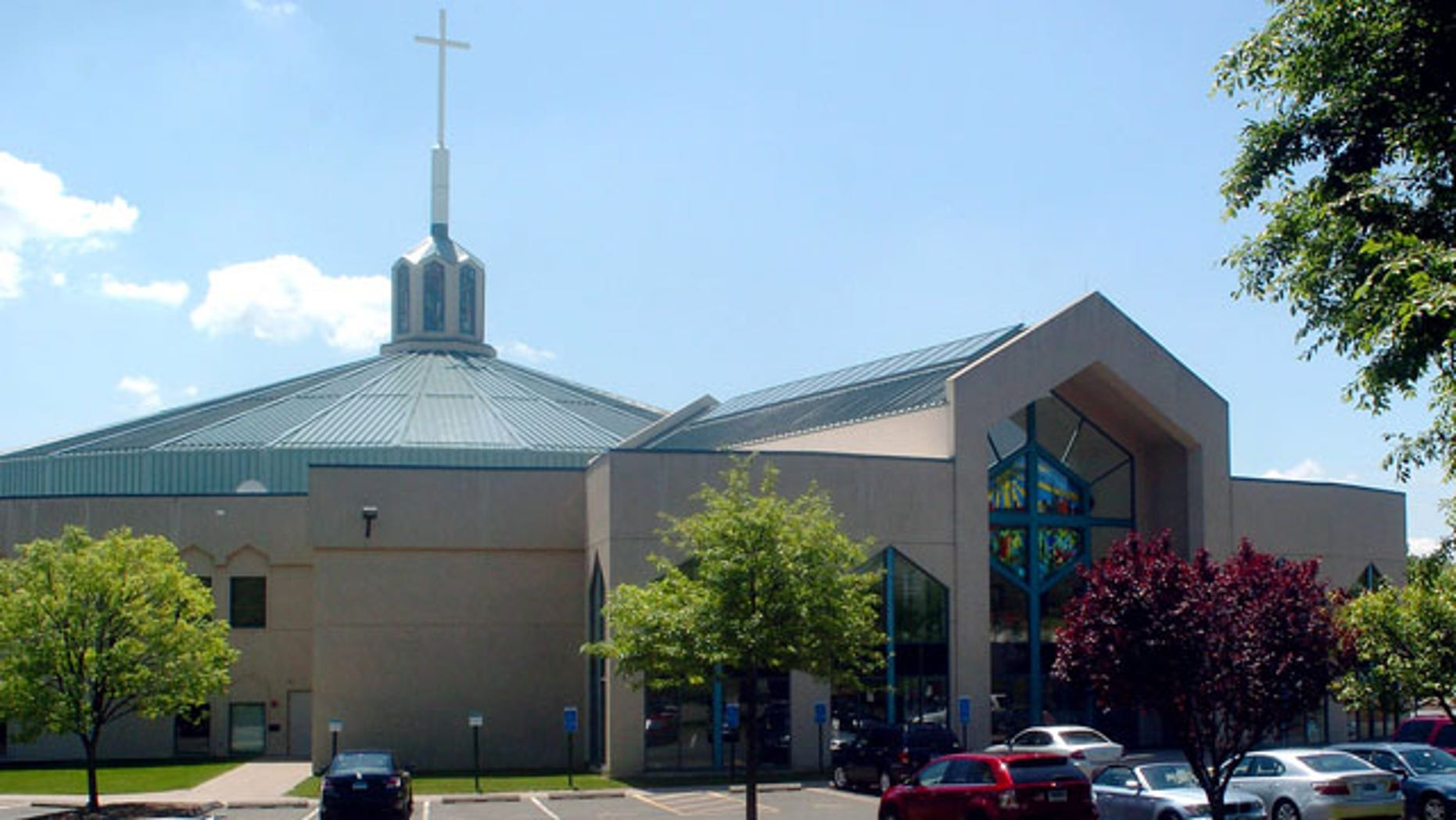 May 16: . A federal court judge has ruled two Connecticut public high schools can't hold their graduations inside The First Cathedral in Bloomfield, Conn., saying it's an unconstitutional endorsement of religion. (AP)
