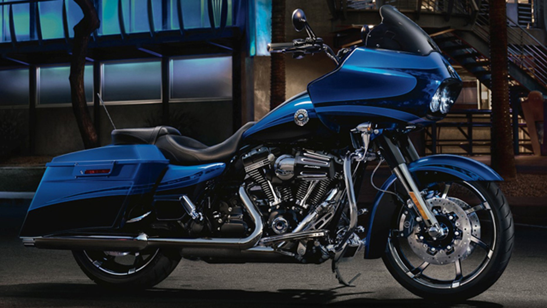 2012 CVO Road Glide Custom