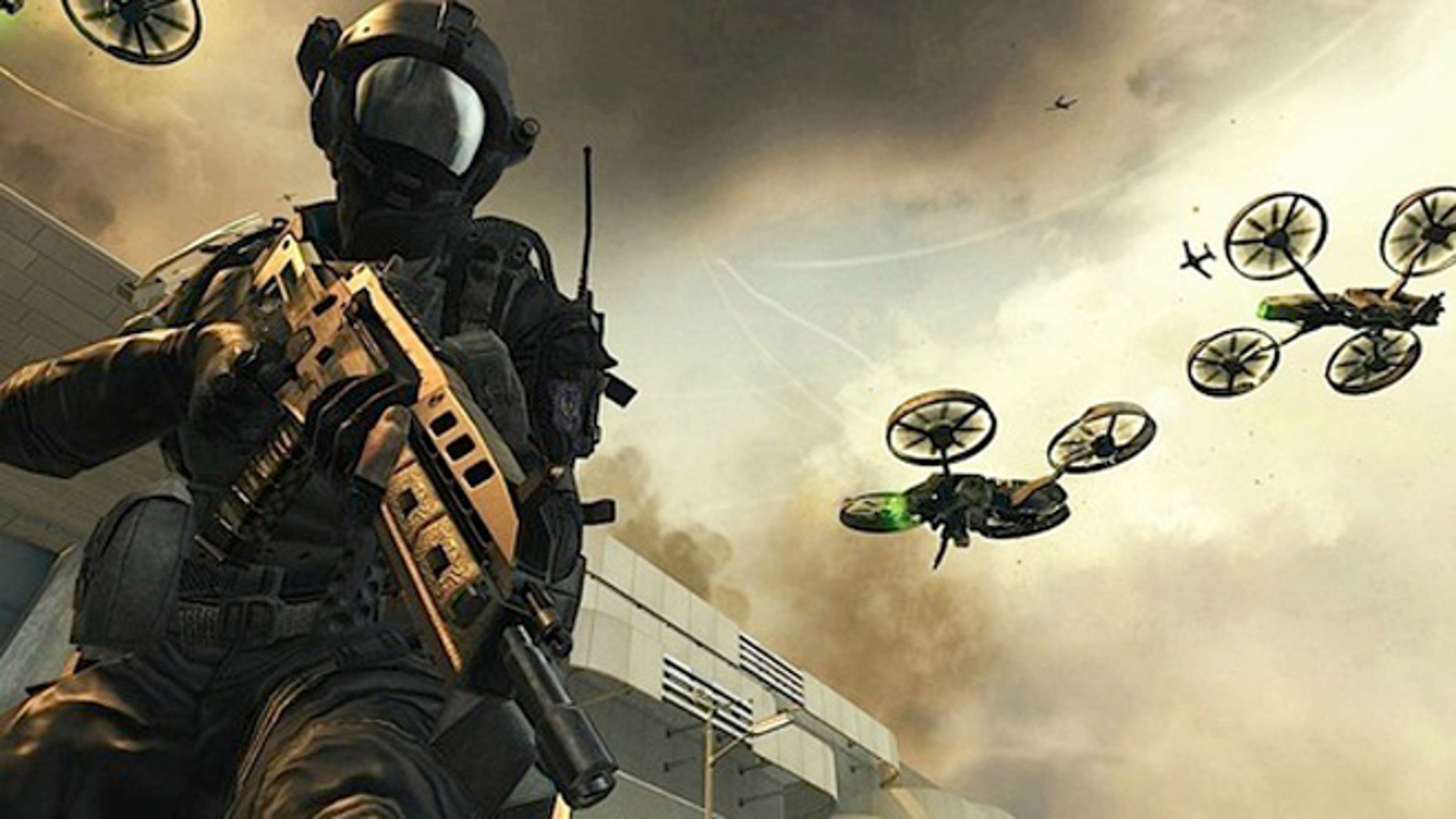 """""""Black Ops II"""" cracks the code of producing great 3D effects without messing with game play."""
