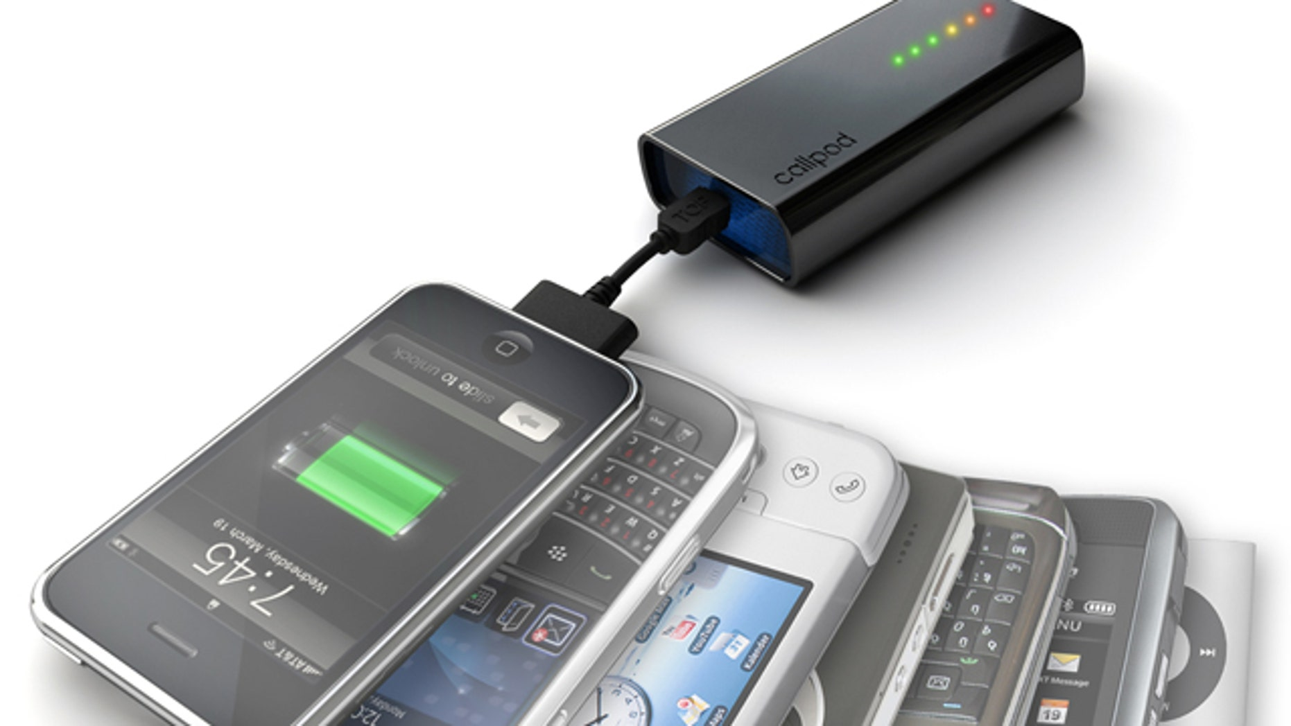 Suffering from post-gift-giving withdrawal? Buy a gadget for your new gadget, such as the Callpod Fueltank Uno, a battery pack that comes with an assortment of adapters to recharge all of your portable gadgets.
