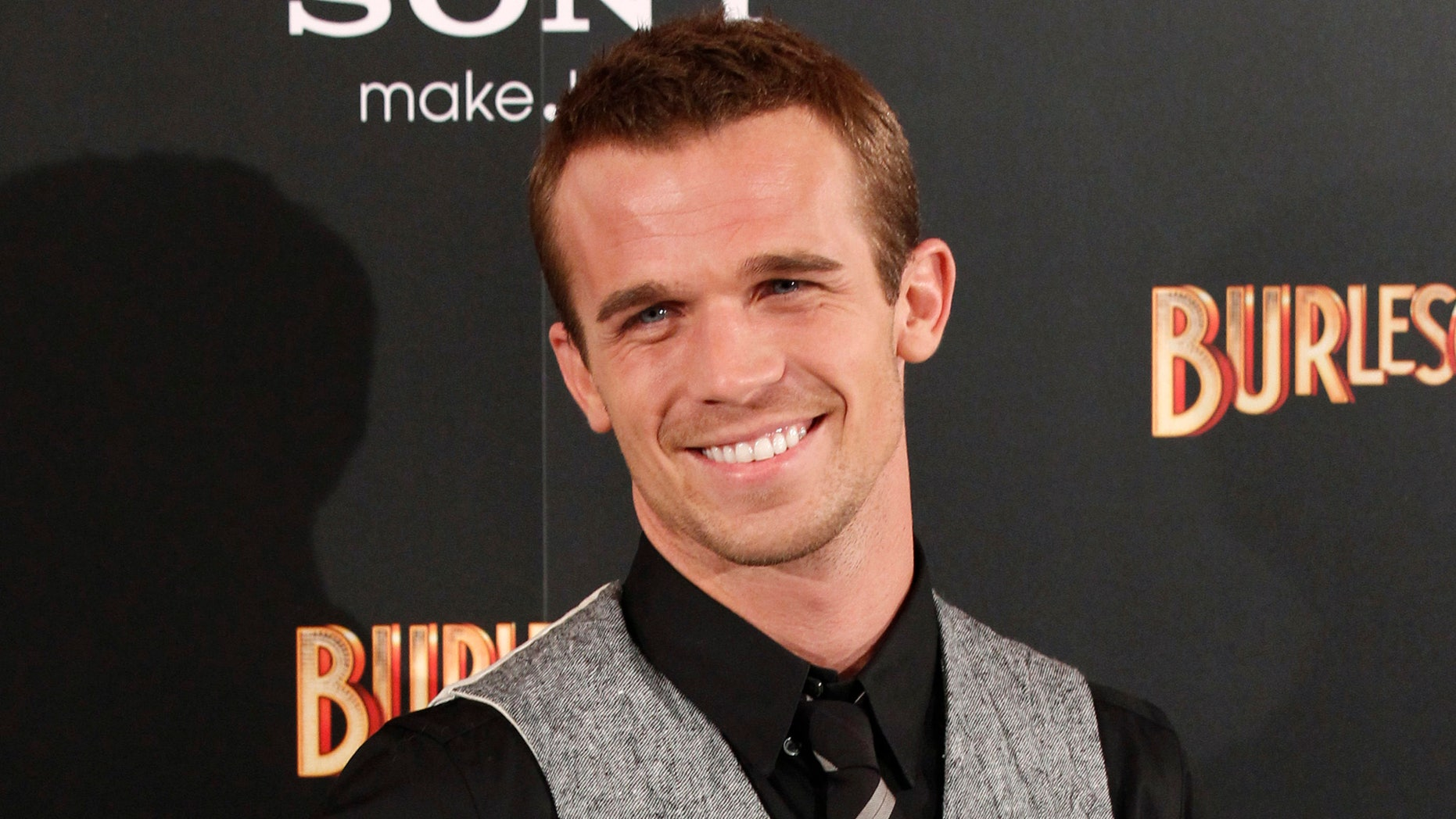 "Cast member Cam Gigandet poses during the photocall of the movie ""Burlesque"" in Madrid, December 9, 2010."