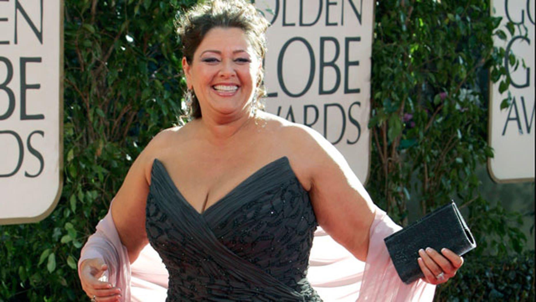 Camryn Manheim at the 2006 Golden Globe Awards