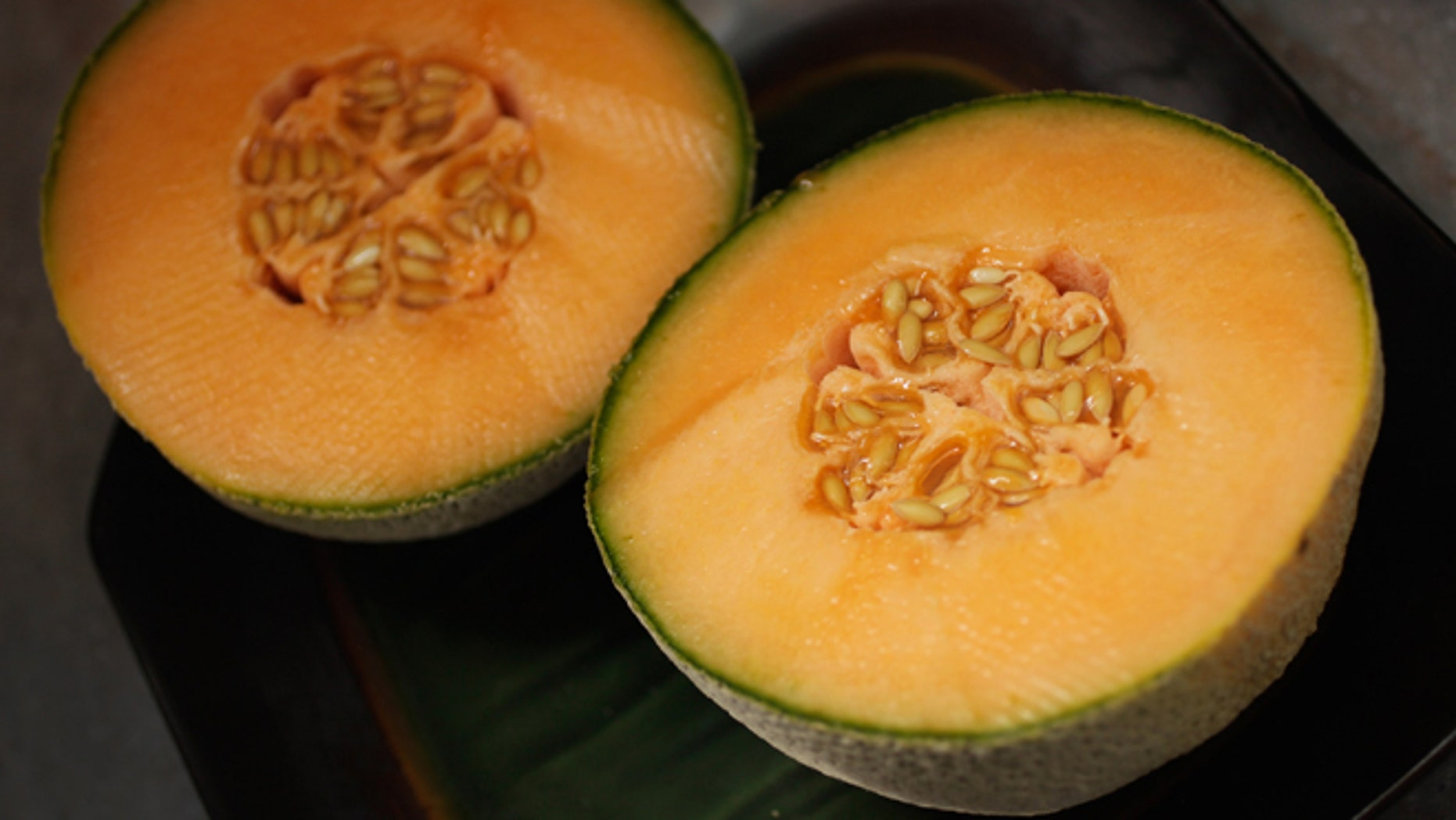 Cantaloupe Bad / I have never liked cantaloupe;