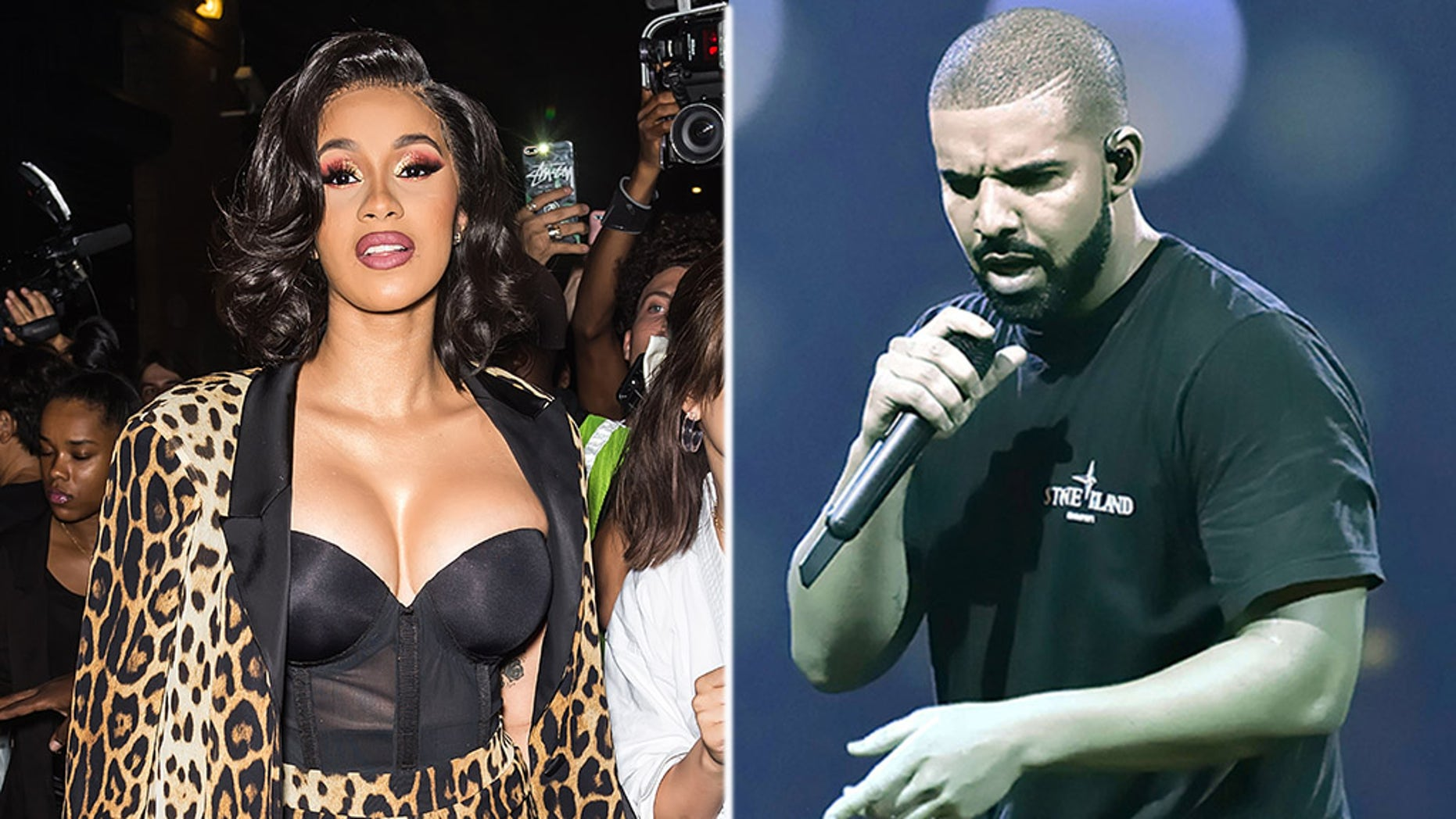 Drake, Cardi B lead the 2018 American Music Awards with 8 nods each.