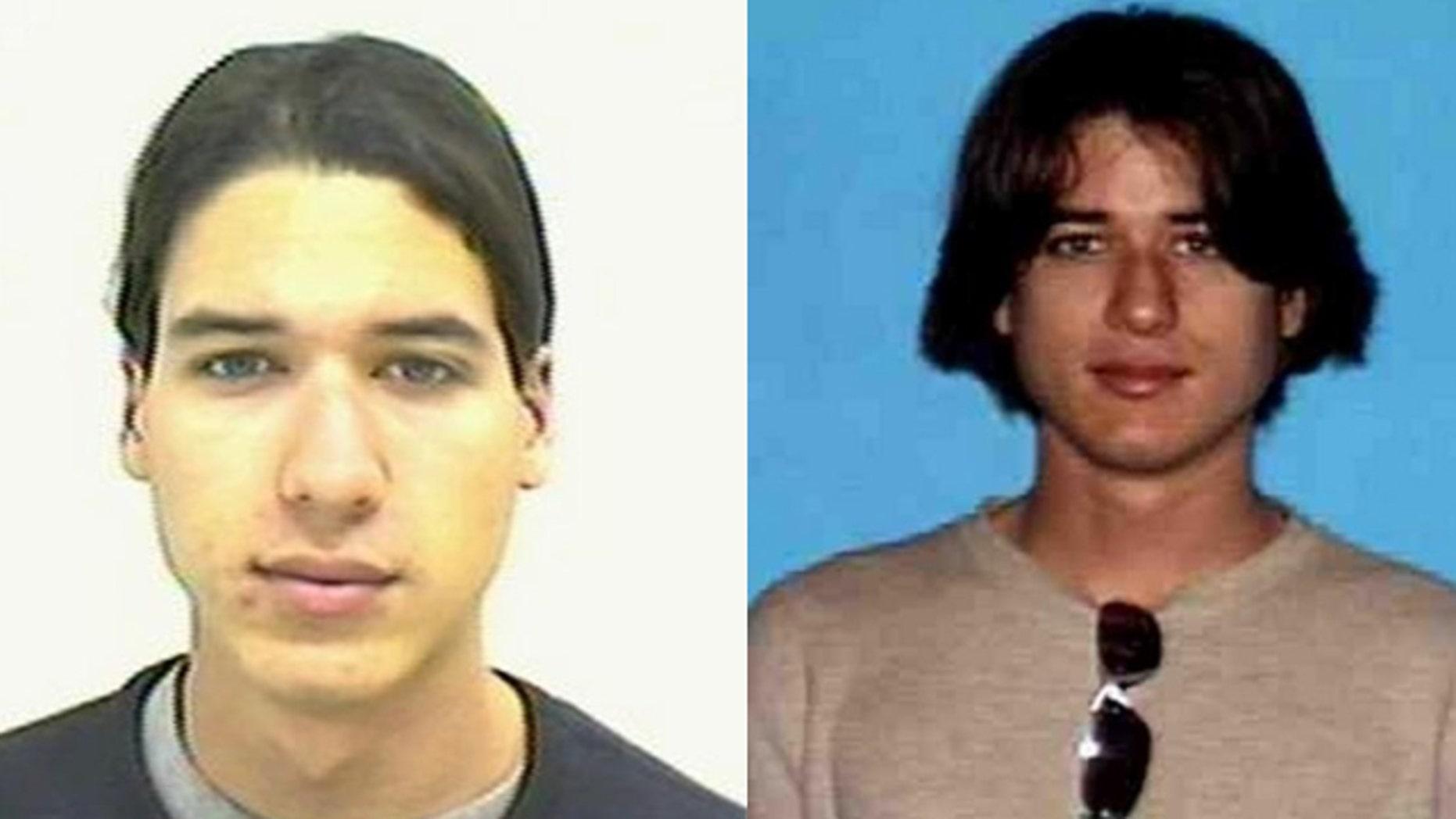 Carlos Enrique Perez-Melara, 33, is thought to be in El Salvador.