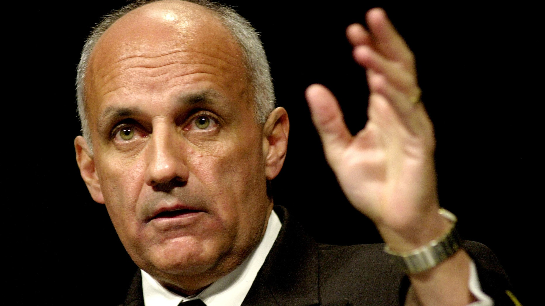 Former U.S. Surgeon General Richard Carmona, who served under President George W. Bush, is running for retiring Republican U.S. Sen. Jon Kyl's seat.