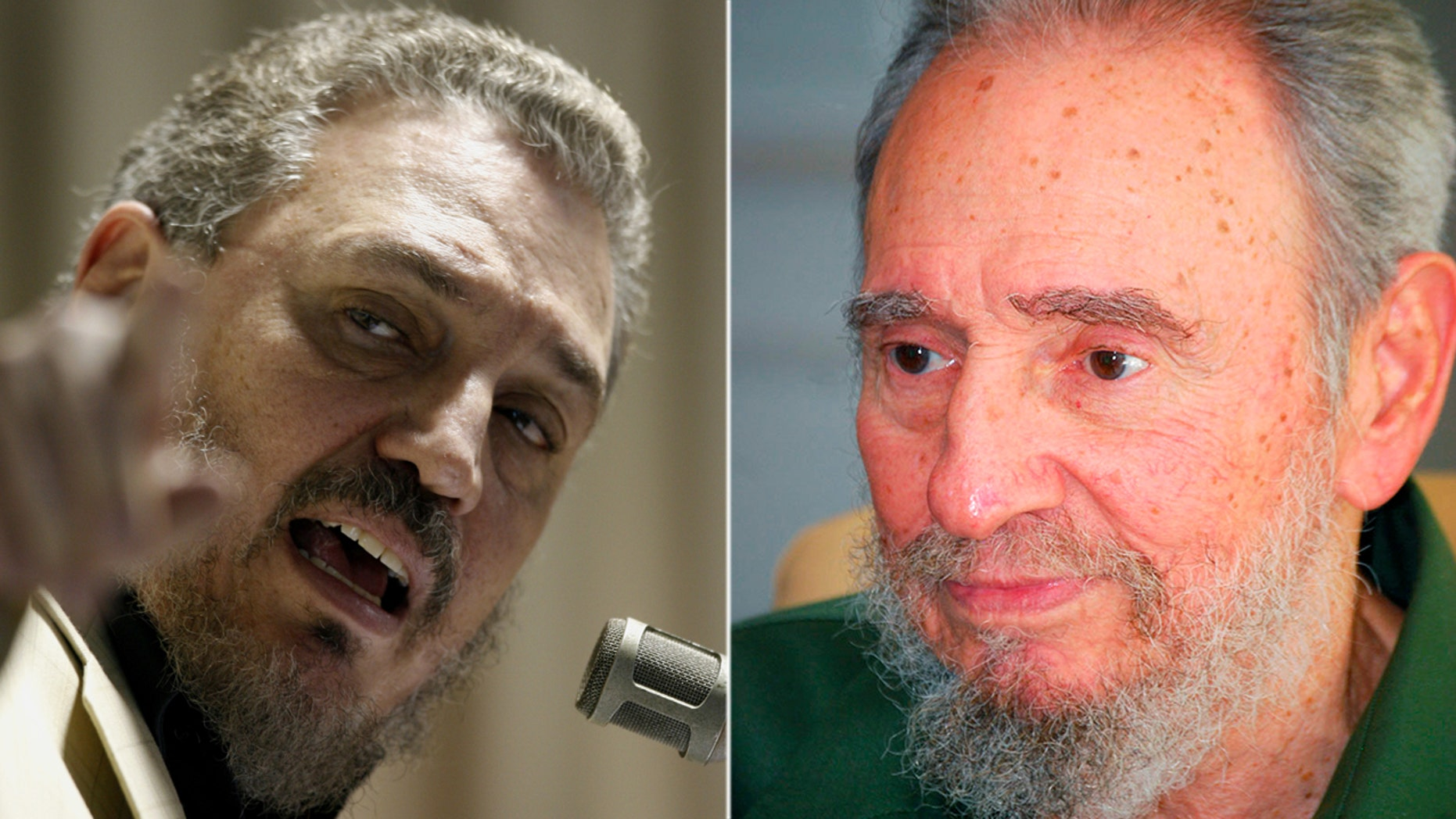 Fidel Castro Diaz-Balart, left, the oldest son of dictator Fidel Castro, killed himself, according to Cuban state media.