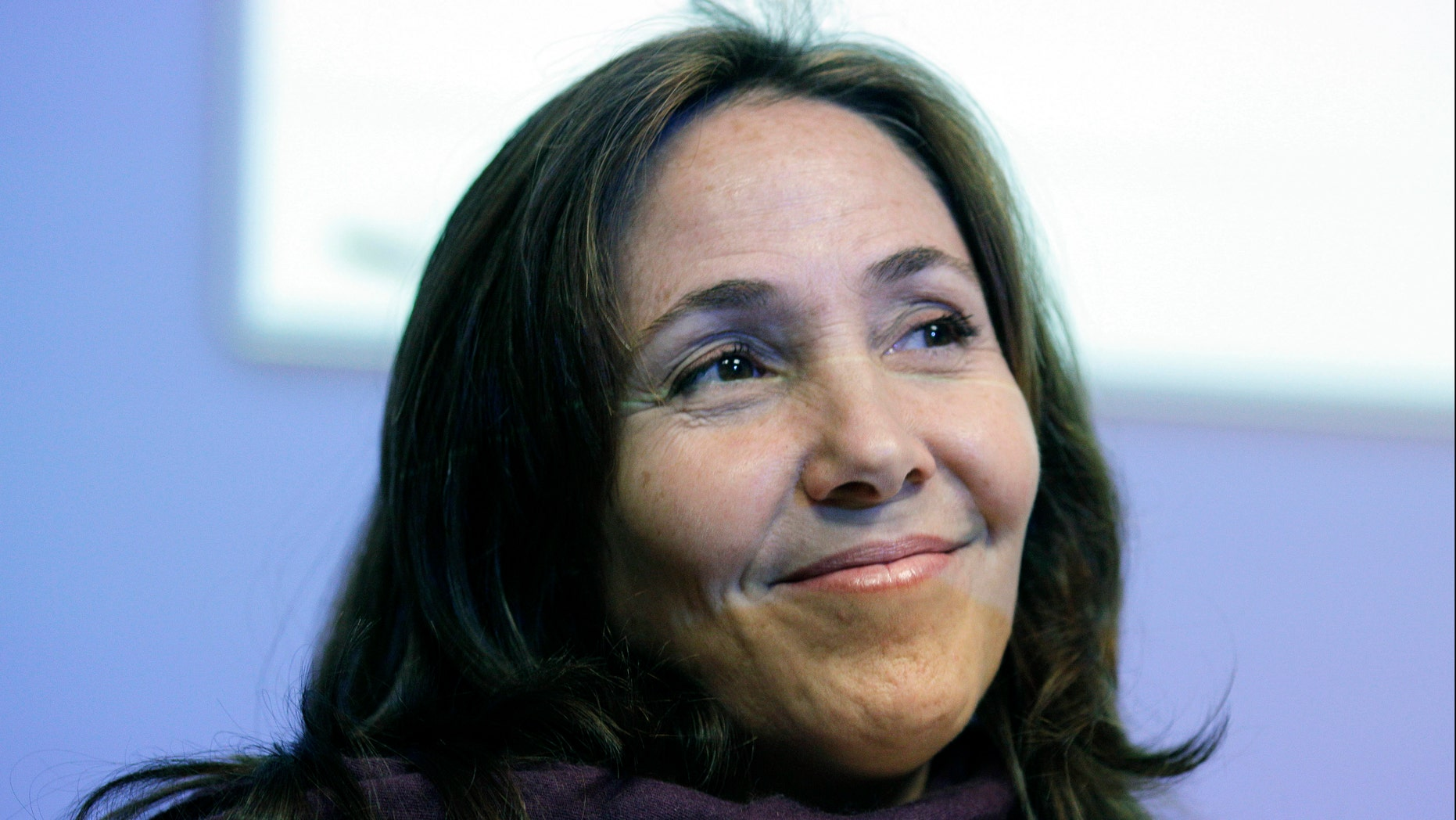 Mariela Castro, daughter of Cuban President Raul Castro.