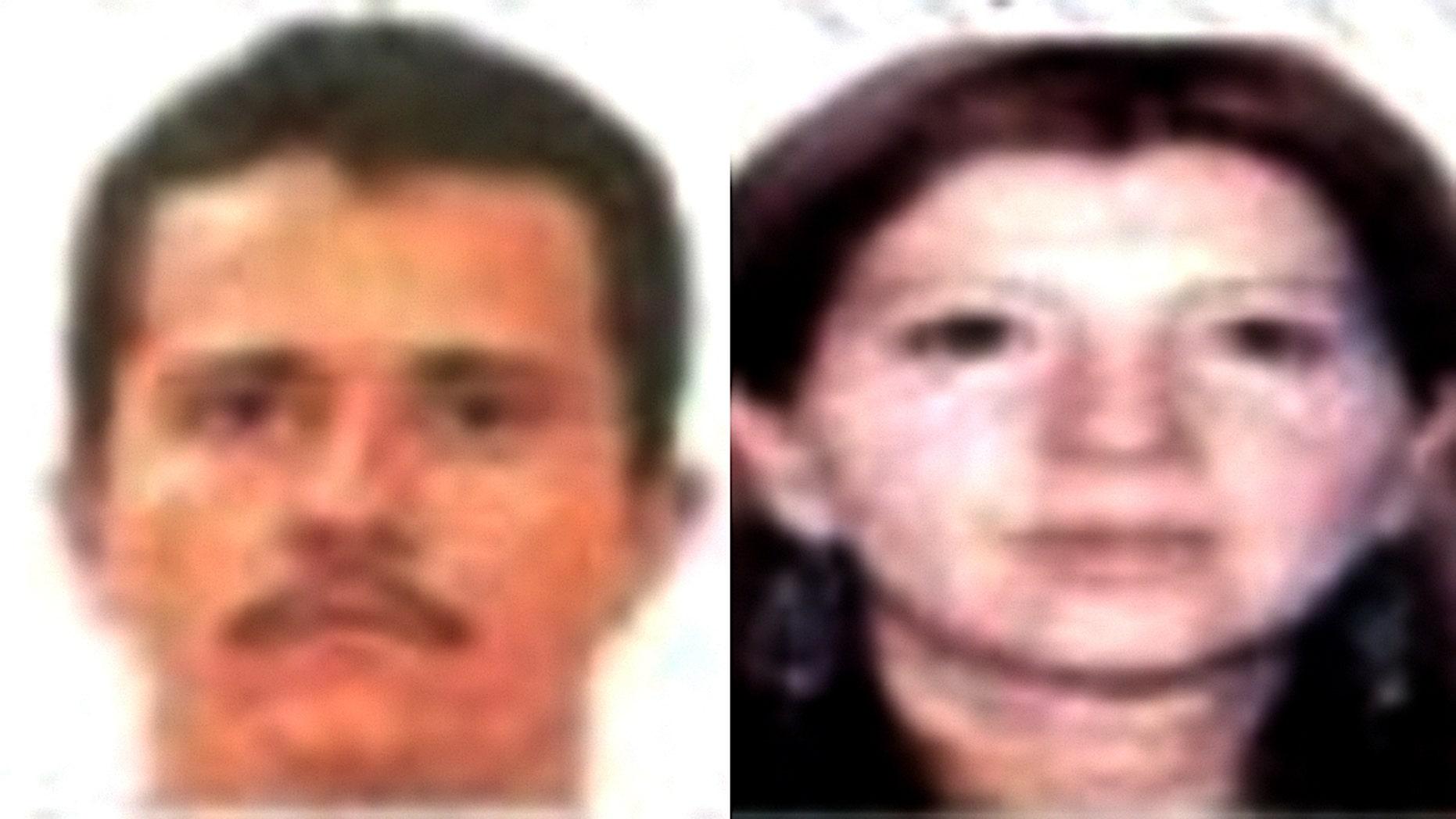 "Nemesio Oseguera Cervantes, ""El Mencho,"" runs the New Generacion Jalisco Cartel, a major drug trafficking organization in Jalisco, Mexico. His wife Rosalinda Garcia was arrested Saturday."
