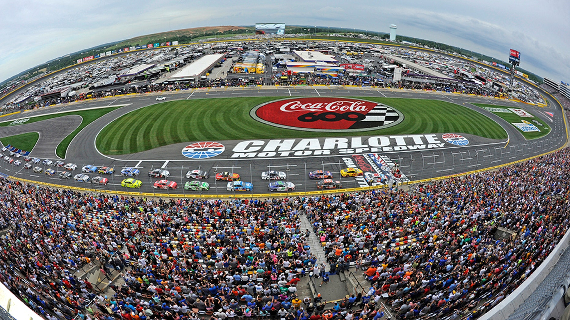 Hurricane Florence evacuees can find refuge at select NASCAR speedways.