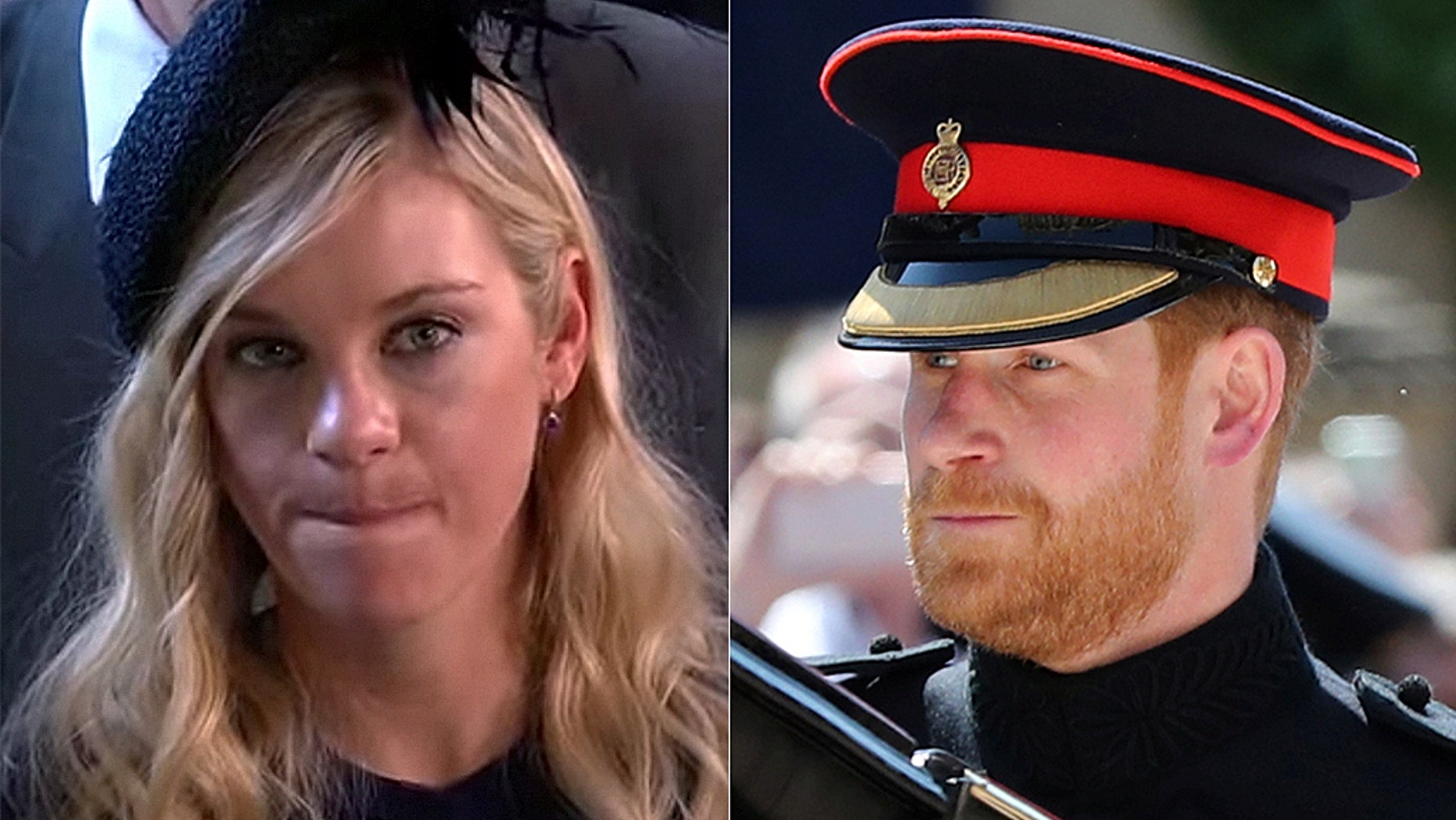 Prince Harry Ex Girlfriend Wedding.Prince Harry And Ex Girlfriend Chelsy Davy Had An Emotional Call