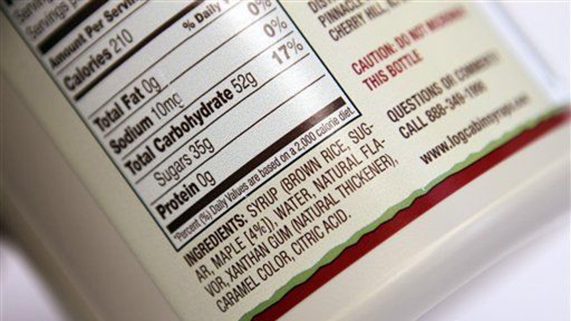 Natural flavor and citric acid are label no-nos, per Reid.