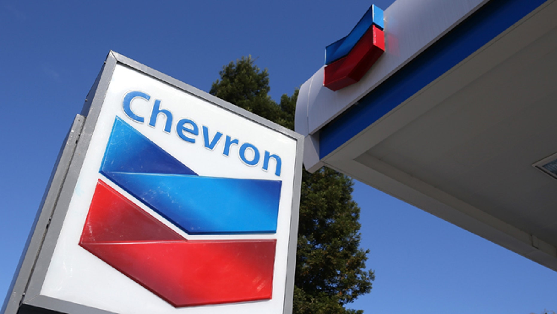 SAN RAFAEL, CA - JULY 27:  A sign is posted at a Chevron gas station on July 27, 2012 in San Rafael, California.  Chevron reported a 6.8 percent decline in second quarter earnings with profits of $7.21 billion compared to $7.73 billion one year ago.  (Photo by Justin Sullivan/Getty Images)