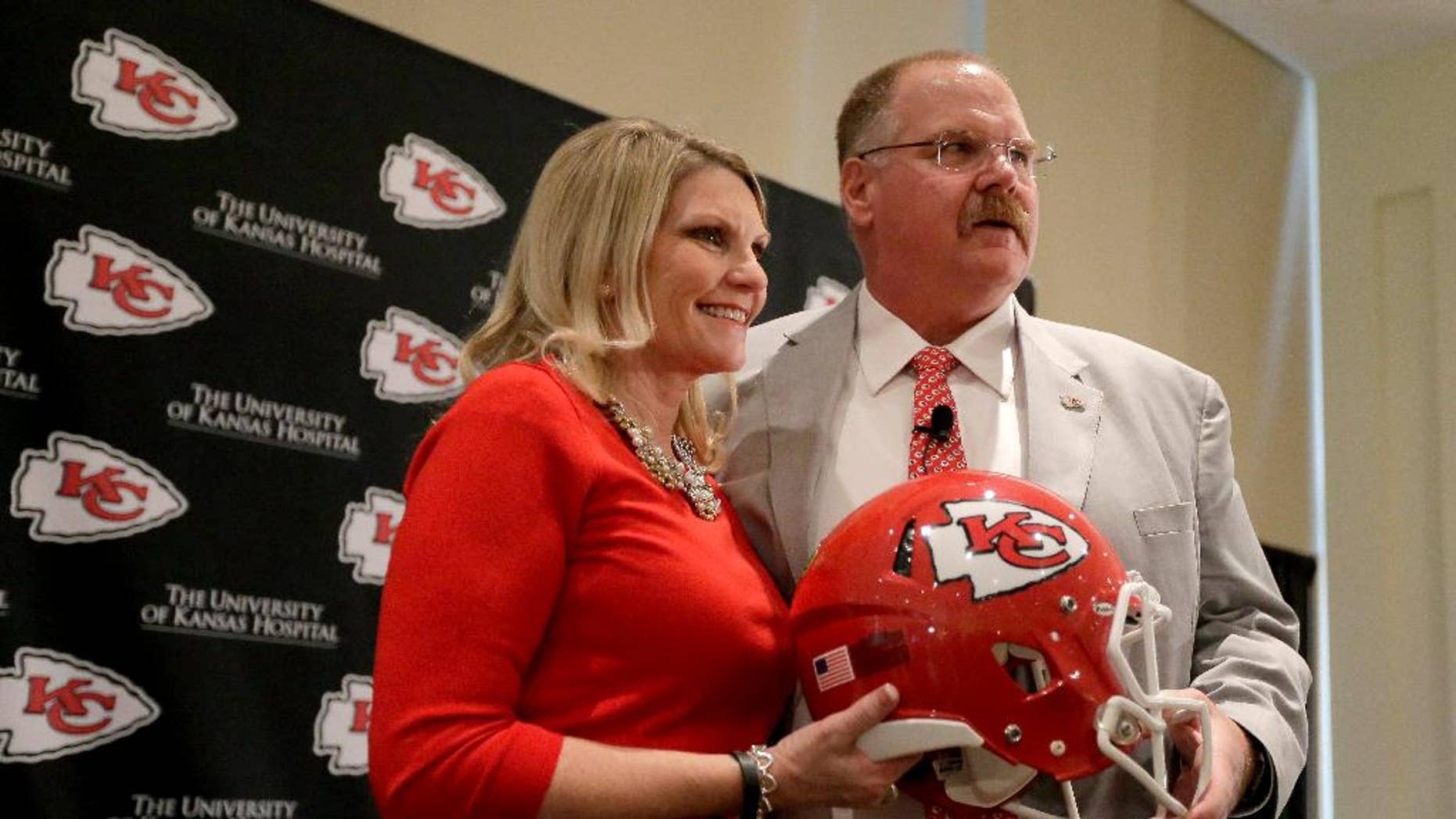 who is the kansas city chiefs coach