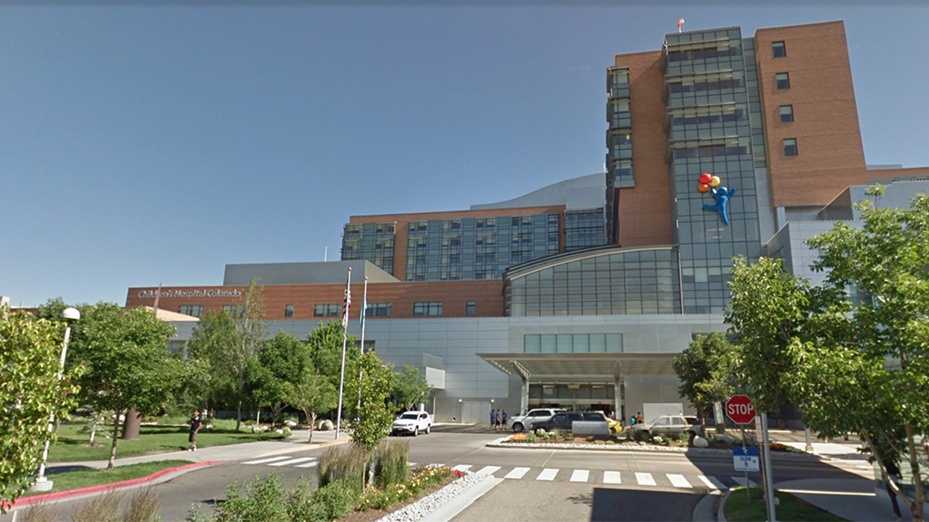 Gender markers on the wristbands of patients of The Children's Hospital of Colorado have been removed.
