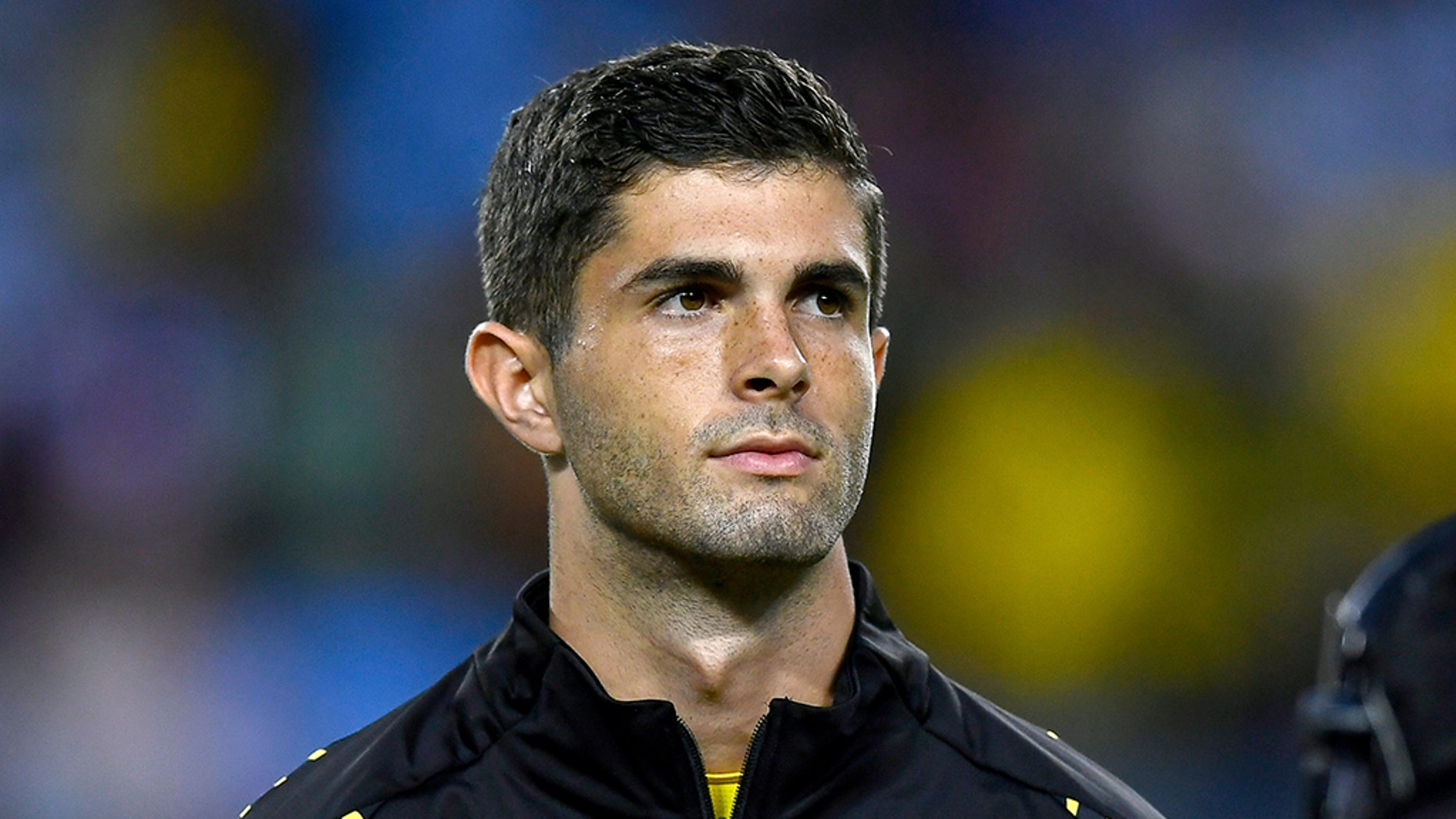 Christian Pulisic scored two goals and helped set up a third in Borussia Dortmund's 3-1 win over Liverpool.