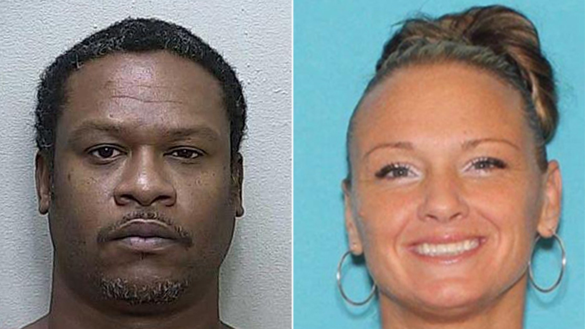 Vincent Terry, 47, was arrested Monday on second-degree murder charges in the death of his wife, Chrystal, 41.