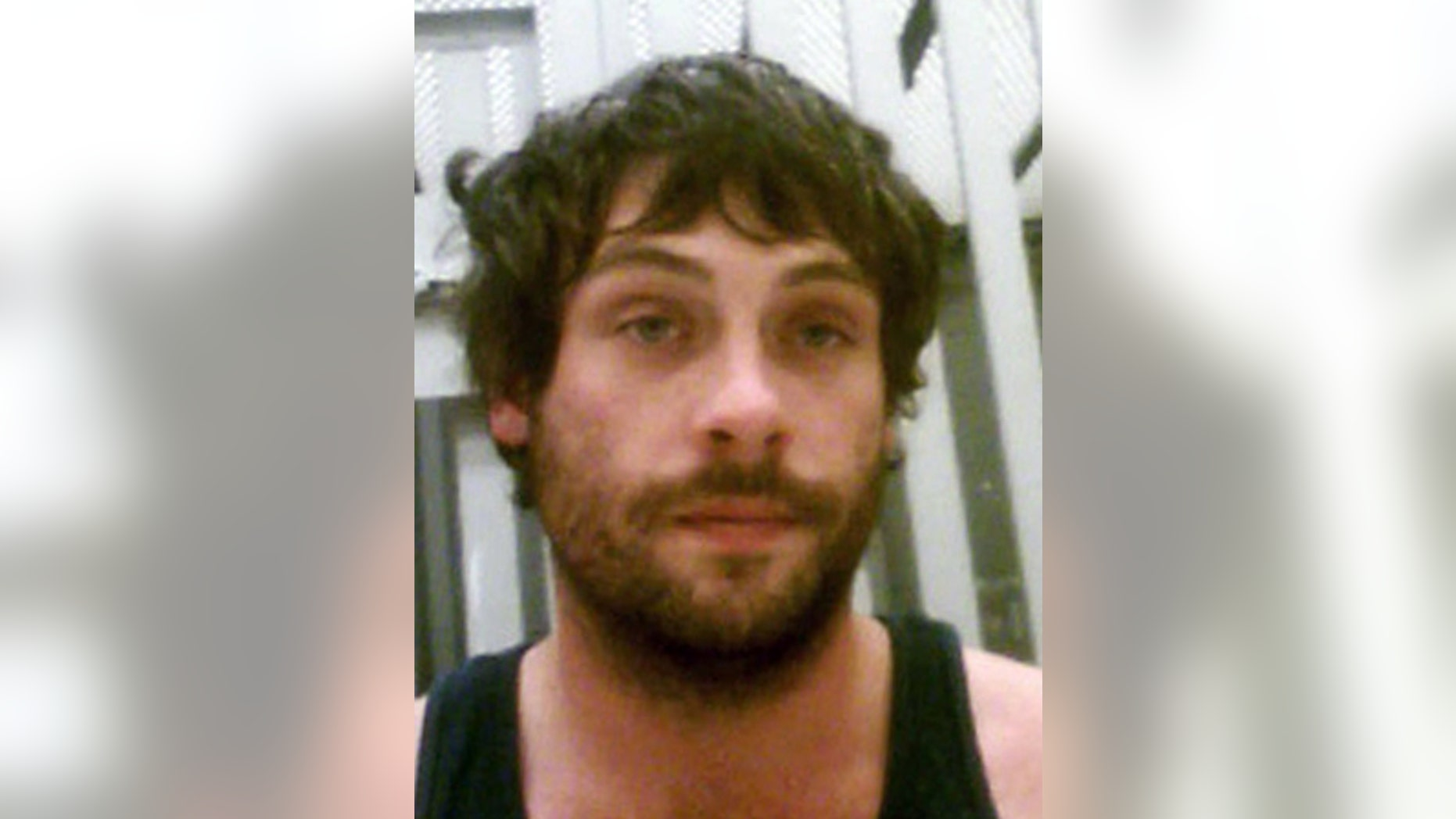undated FILE photo provided by the Ottawa County, OK Sheriffs Department shows Gregory Arthur Weiler II.