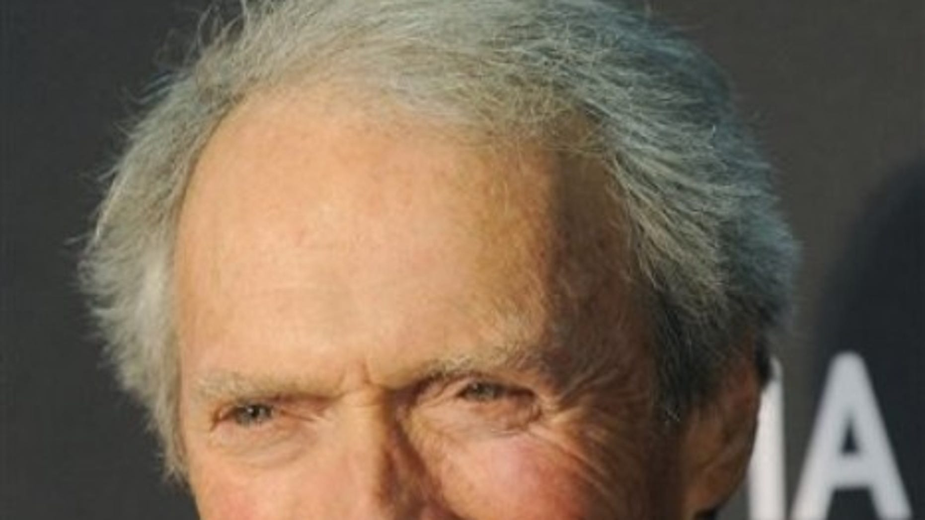 Feb. 17, 20110: Actor and director Clint Eastwood poses at An Evening with Clint Eastwood, presented by Warner Bros. and the Los Angeles County Museum of Art in Los Angeles.
