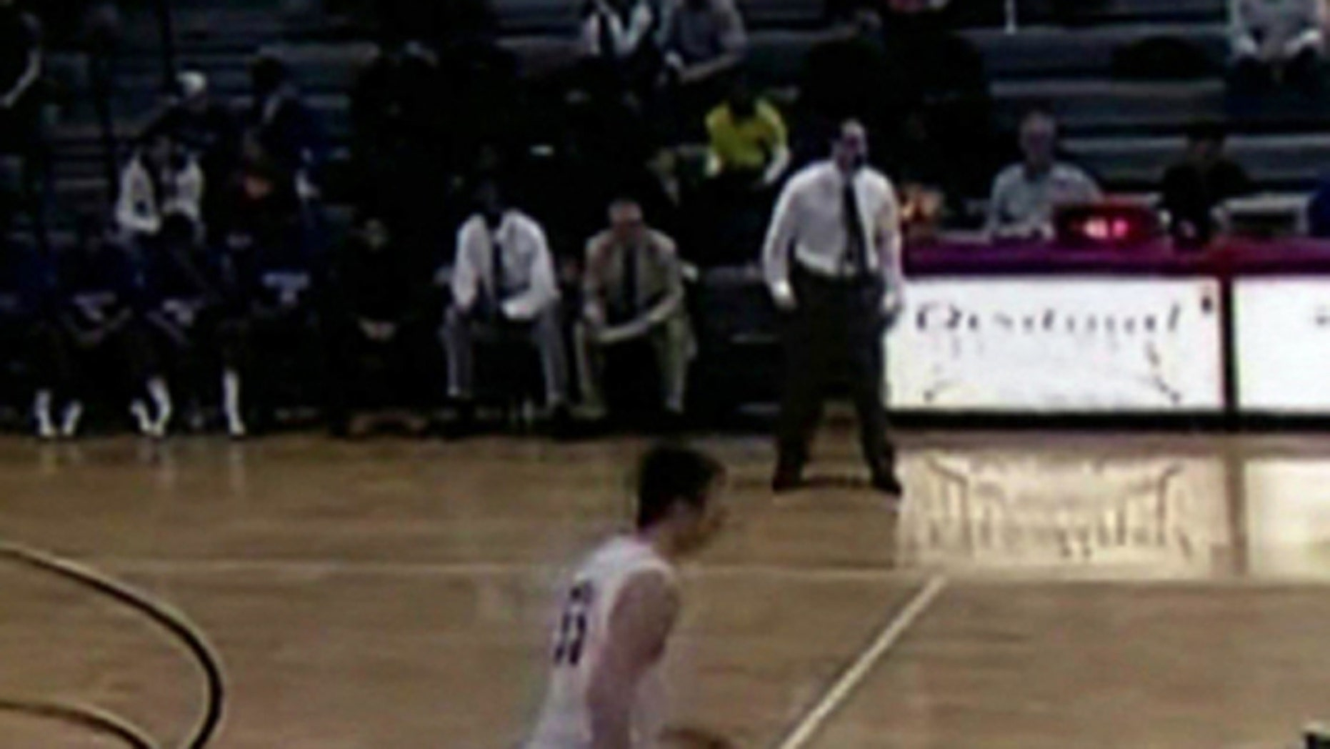 Coach Jason Popp, above, was removed from his post after racial allegations from his players