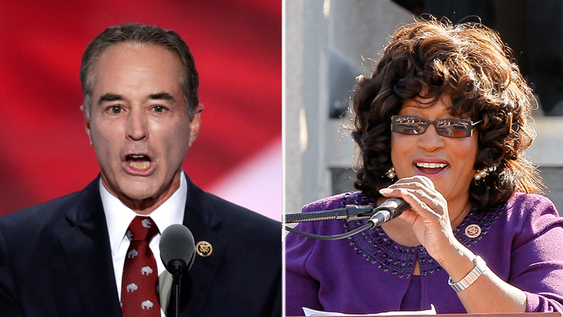 Mainstream media spent more time on the arrest of Rep. Chris Collins, R-N.Y. in one day than it did in a year where Rep. Corrine Brown, D-Fla., was concerned.