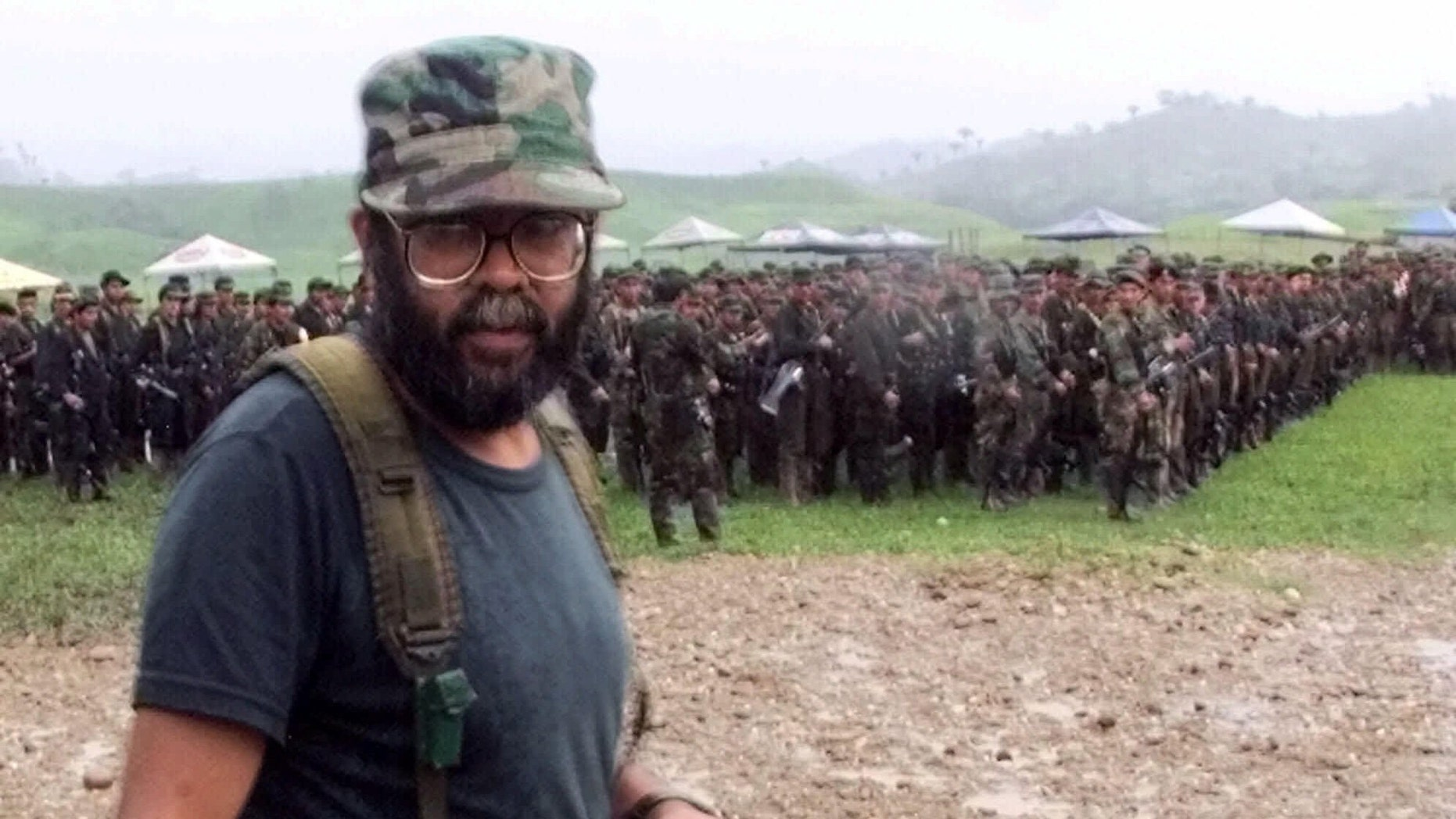 Alfonso Cano, who was the FARC commander until he was killed in November of 2011.