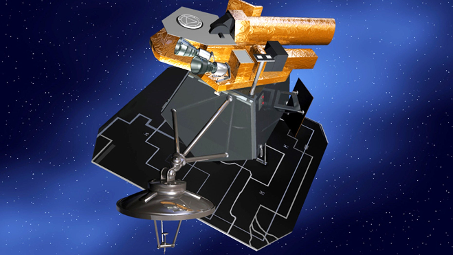 Sept. 20, 2013: NASA declared an end to the Deep Impact spacecraft's mission after failing to regain contact with it.