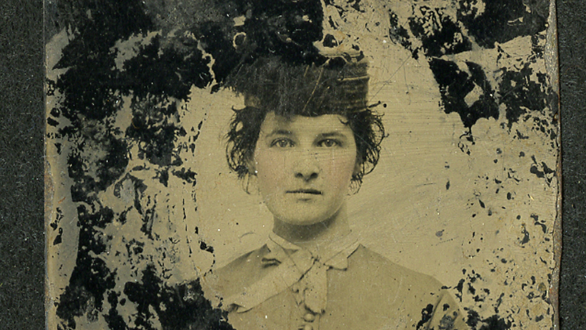 Mary OMelia is seen in an undated photo provided by the American Civil War Museum. OMelia served at the White House of the Confederacy in Richmond, Va.,as housekeeper for Jefferson Davis and his first lady, Varina Davis, and was a confidante of the first lady.