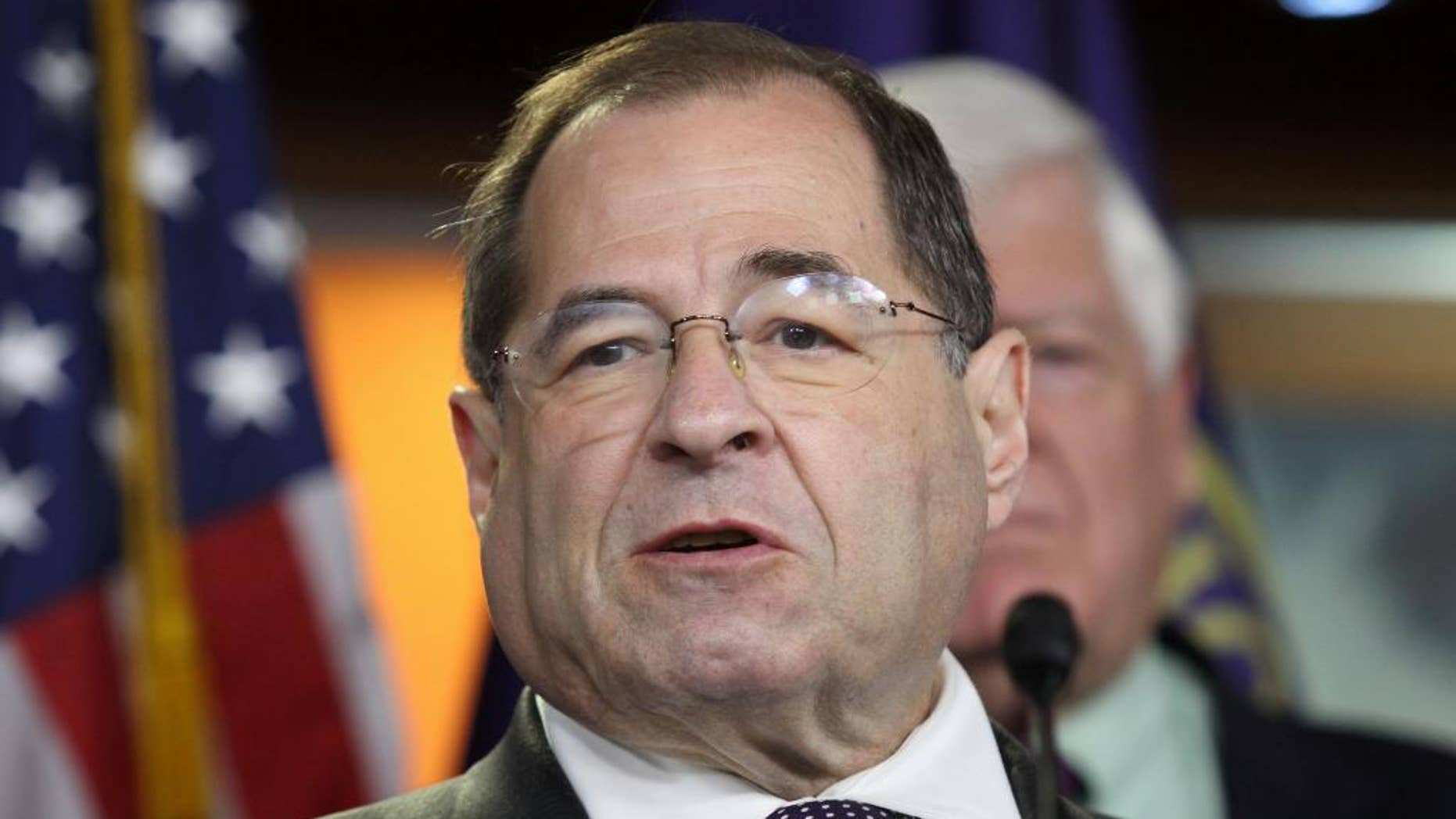 Rep. Jerrold Nadler, D-N.Y., said the House Judiciary Committee would investigate Brett Kavanaugh if he's confirmed to the Supreme Court and Democrats regain control of the House.