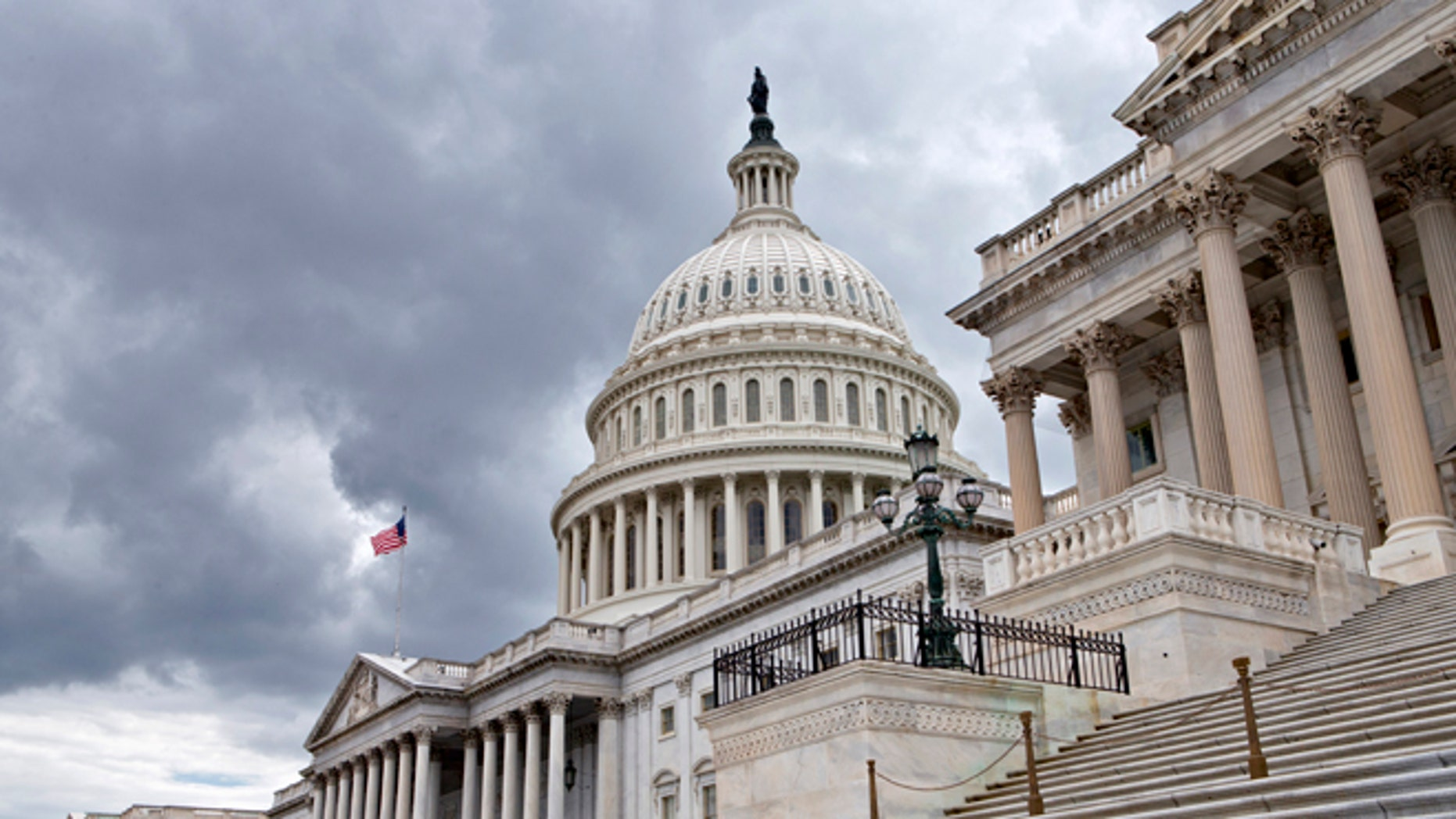 FILE: July 23, 2013: U.S. Capitol in Washington, D.C.