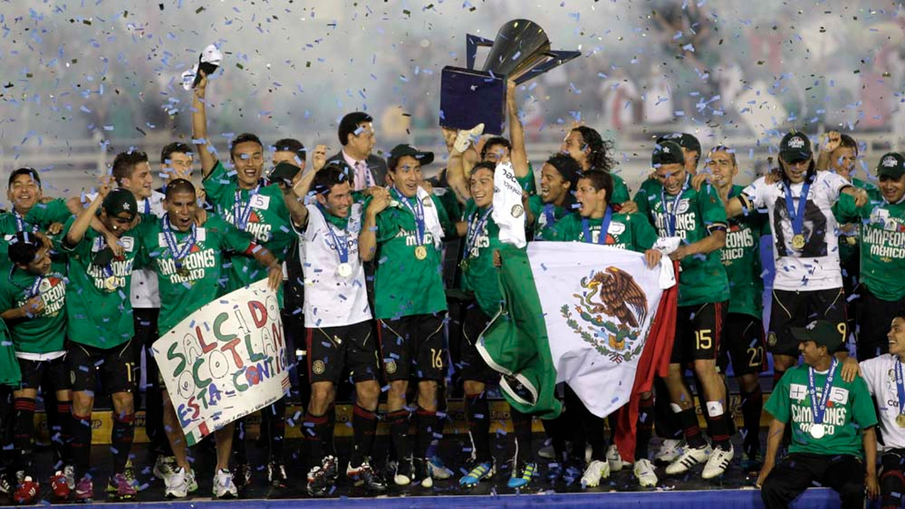 During happier times, El Tri won the CONCACAF Gold Cup. As it enters the Copa América competition, it has to overcome a prostitution scandal that leaves it without some of its best players.