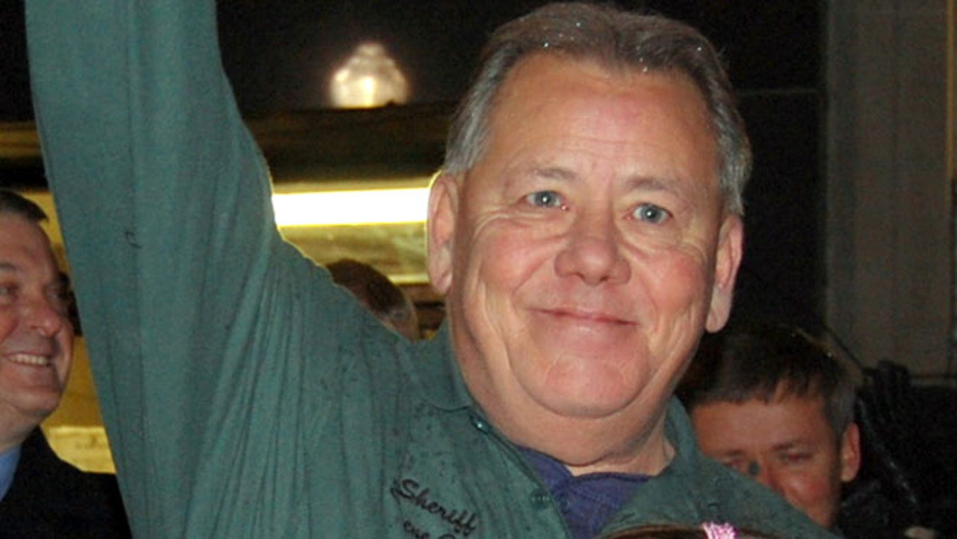 Mingo County Sheriff Eugene Crum was gunned down in the spot where he usually parked and ate lunch in Williamson, W.Va. His wife was set to fly back home after visiting the couple's children in Indiana.