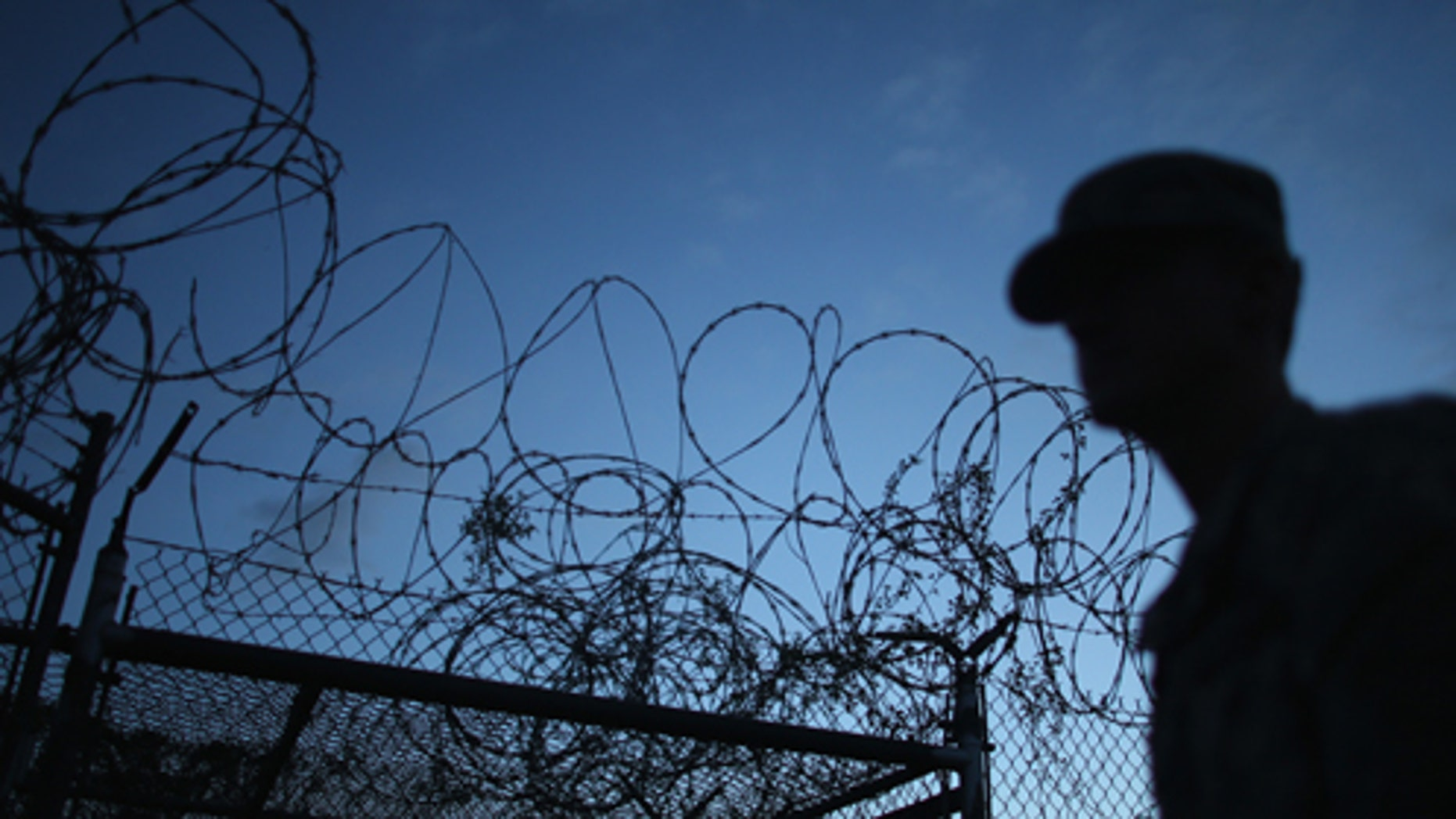 Guarding terrorists at Gitmo is a disgusting and dangerous job, according to a top Marine commander.