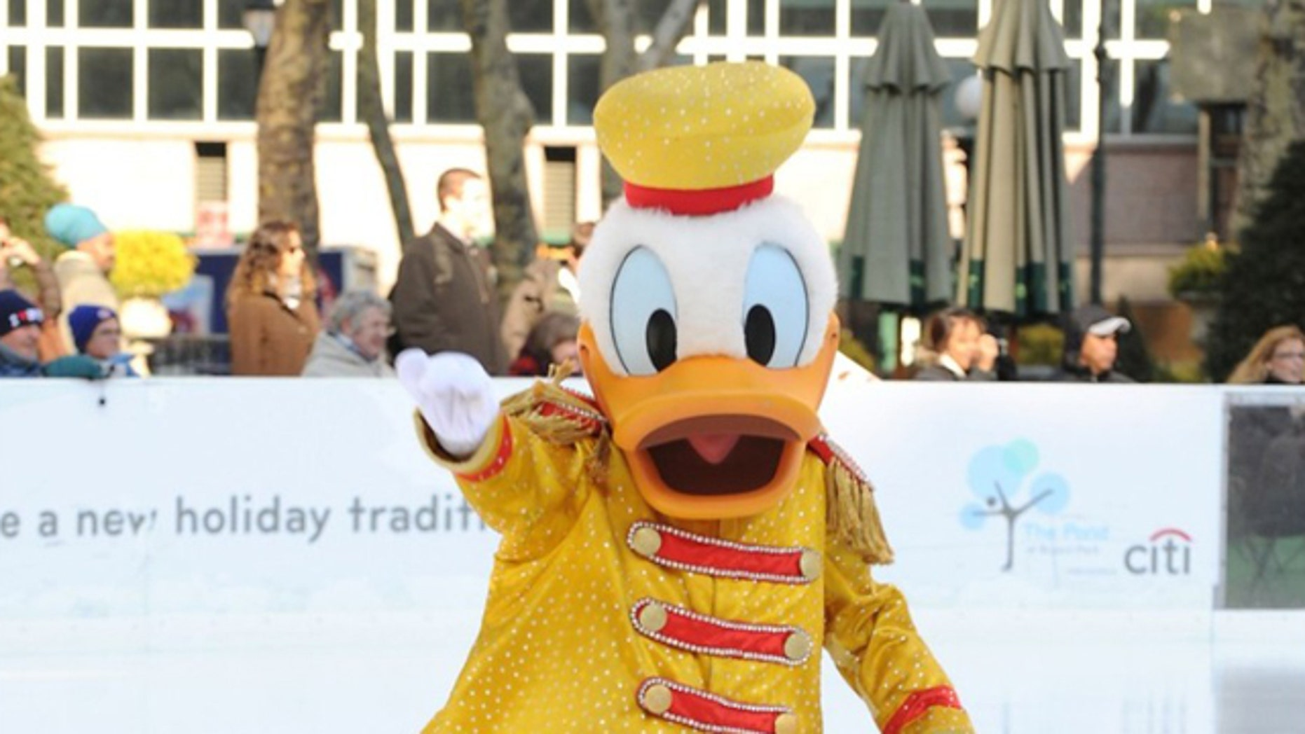 A federal judge ruled that a Pennsylvania woman who claimed Donald Duck groped her at Disney's Epcot theme park may have her day in court.