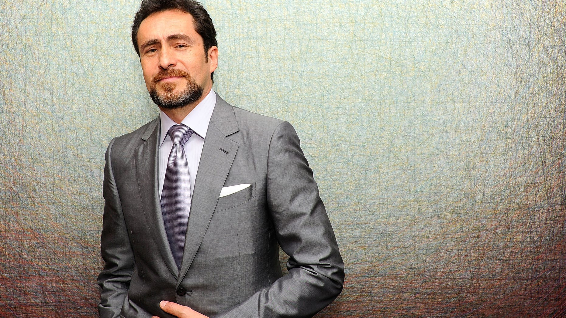 NEW YORK, NY - MAY 02:  Actor Demian Bichir attends the Ermenegildo Zegna NY Passion for Silk Event hosted by Gildo Zegna at Ermenegildo Zegna on May 2, 2012 in New York City.  (Photo by Andrew H. Walker/Getty Images for Ermenegildo Zegna)