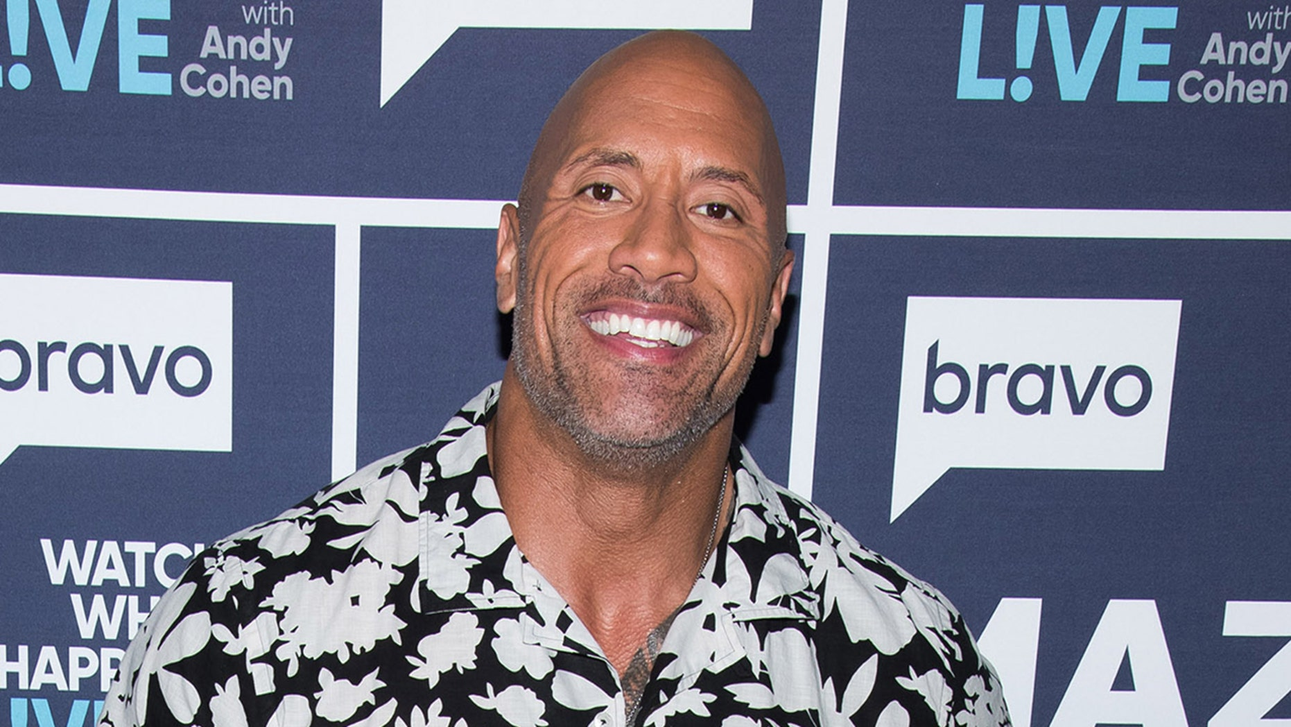 "Dwayne ""The Rock"" Johnson has warned against Facebook scammers in a video message."